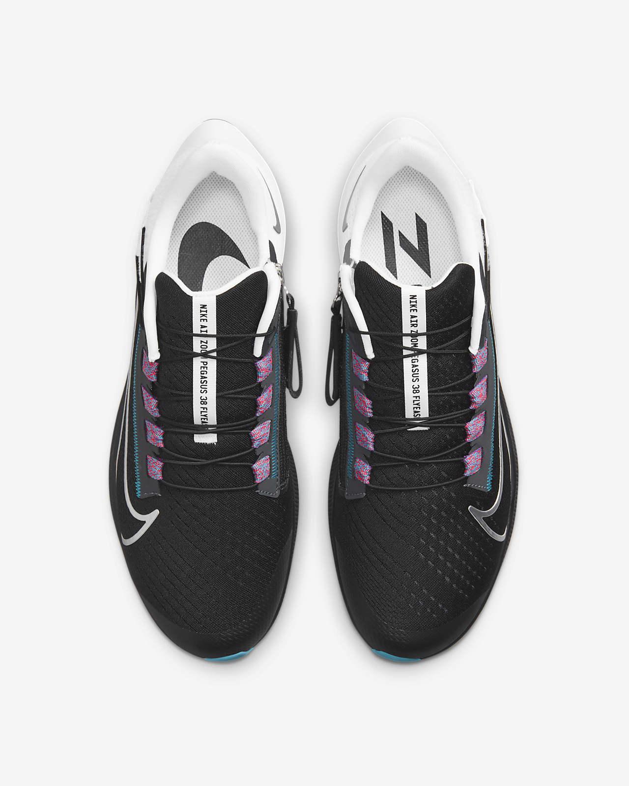 Nike Air Zoom Pegasus 38 FlyEase Men's Running Shoes. Nike.com