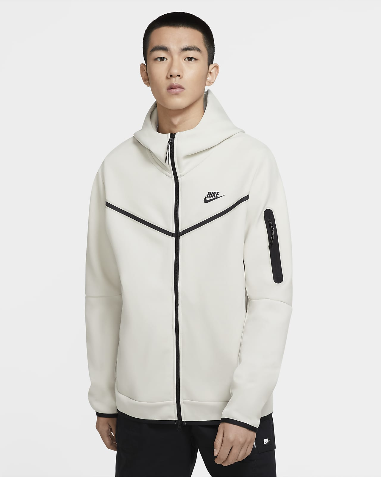 Nike Sportswear Tech Fleece Men S Full Zip Hoodie Nike Nl