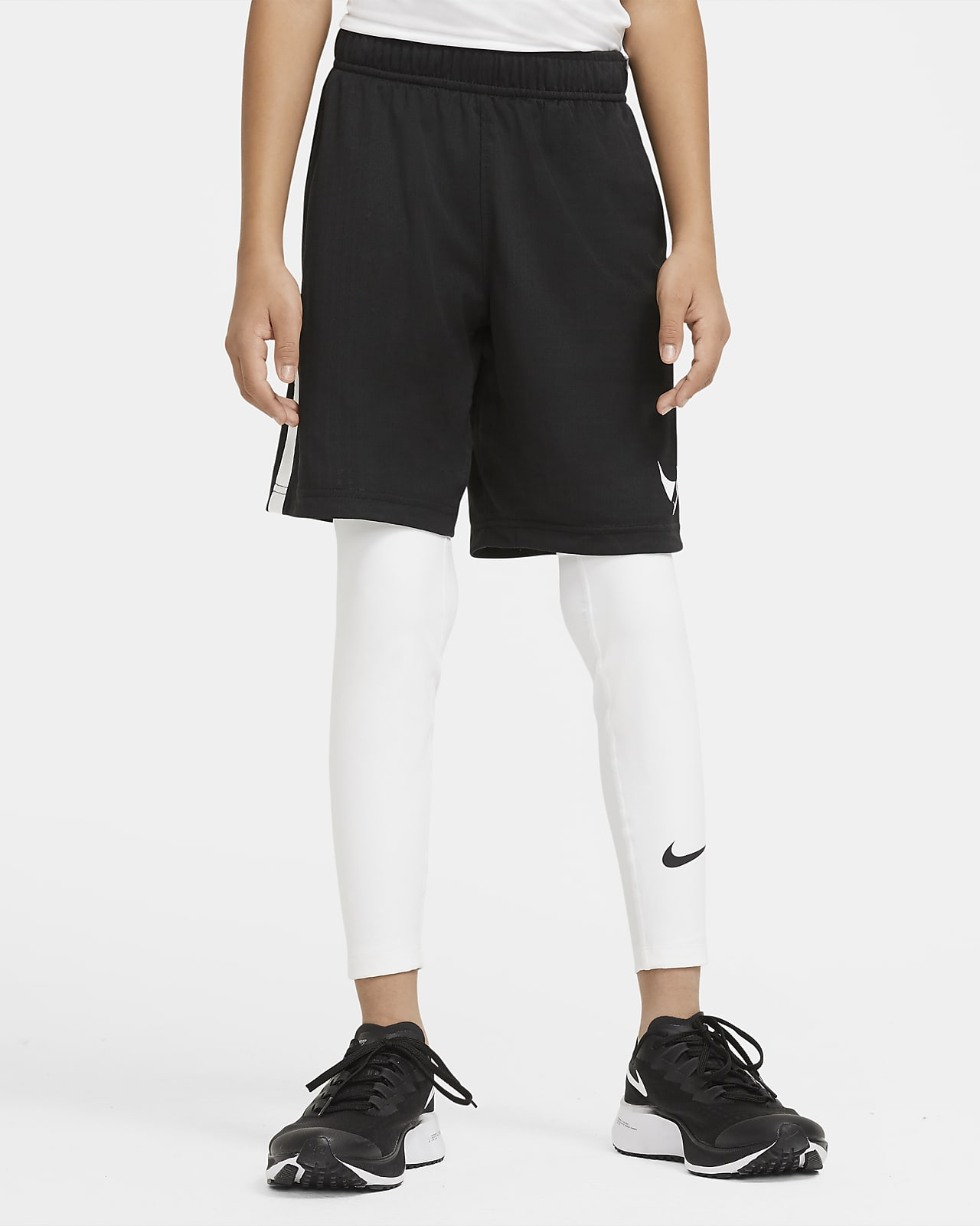 Nike Pro Big Kids' (Boys') Tights