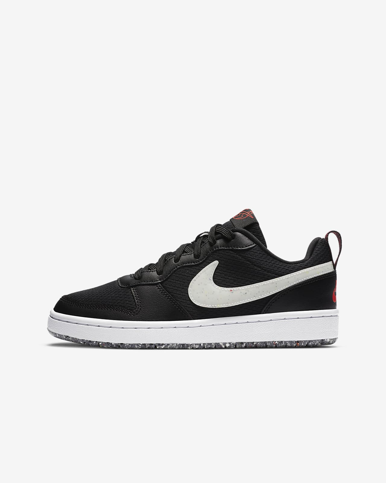 nike court borough low zapatillas niño