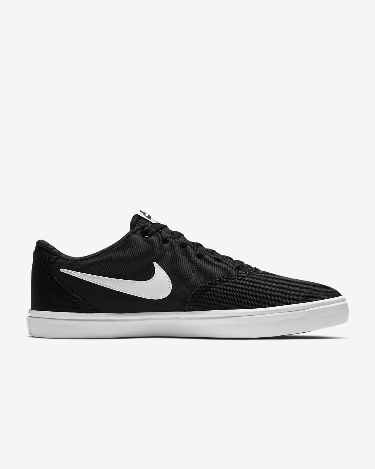 Nike SB Check Solarsoft Canvas Skate Shoe. Nike ID