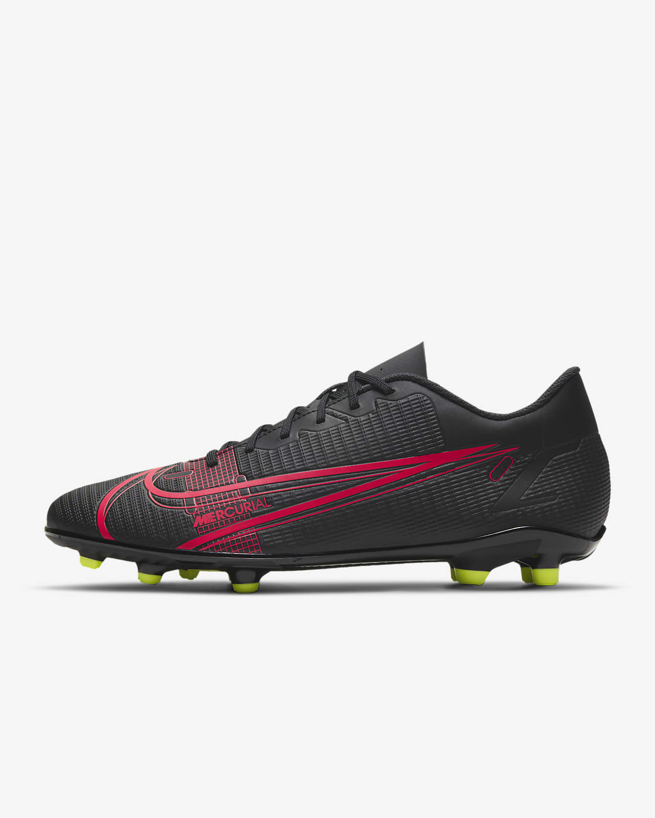 Chaussure de football multi-surfaces à crampons Nike Mercurial Vapor 14 Club FG/MG
