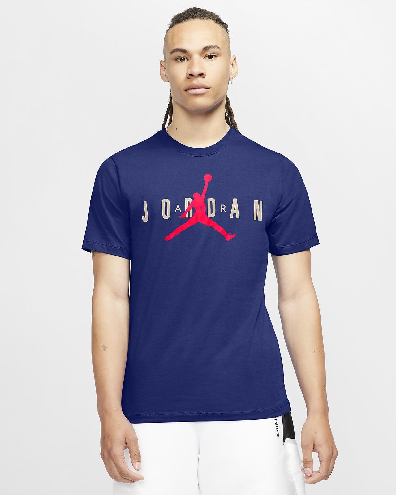 Jordan Air Wordmark 男款 T 恤