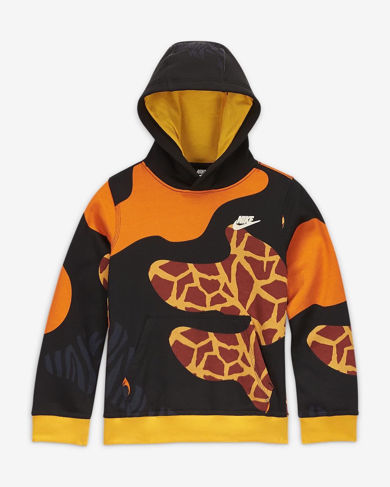 Nike Sportswear Club Fleece Big Kids' (Boys') Pullover Hoode