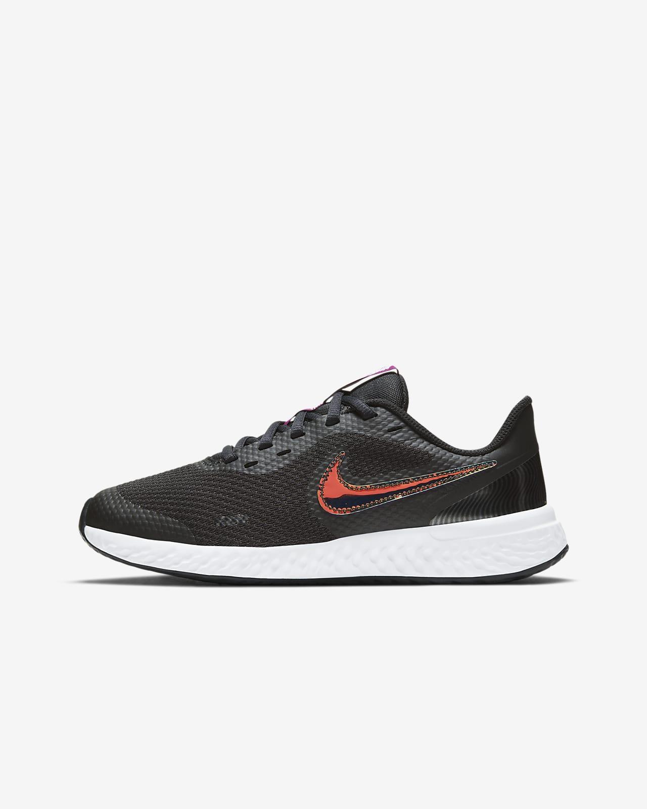 Nike Revolution 5 Power Big Kids' Running Shoe