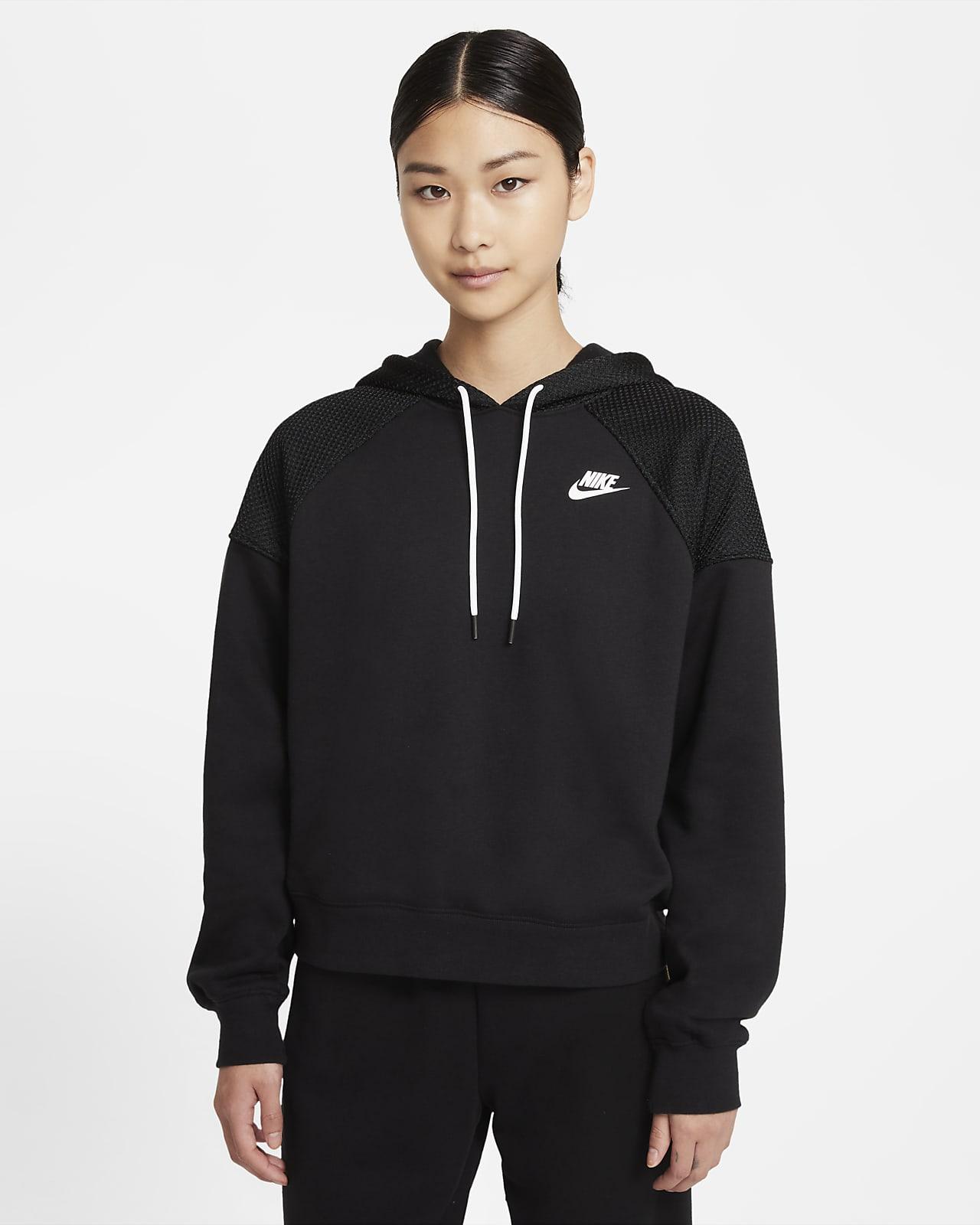 Serena Design Crew Women's Fleece Tennis Hoodie
