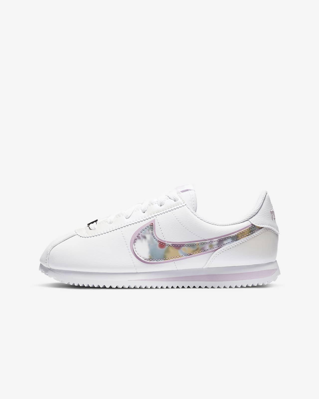 Nike Cortez Basic SE 大童鞋款