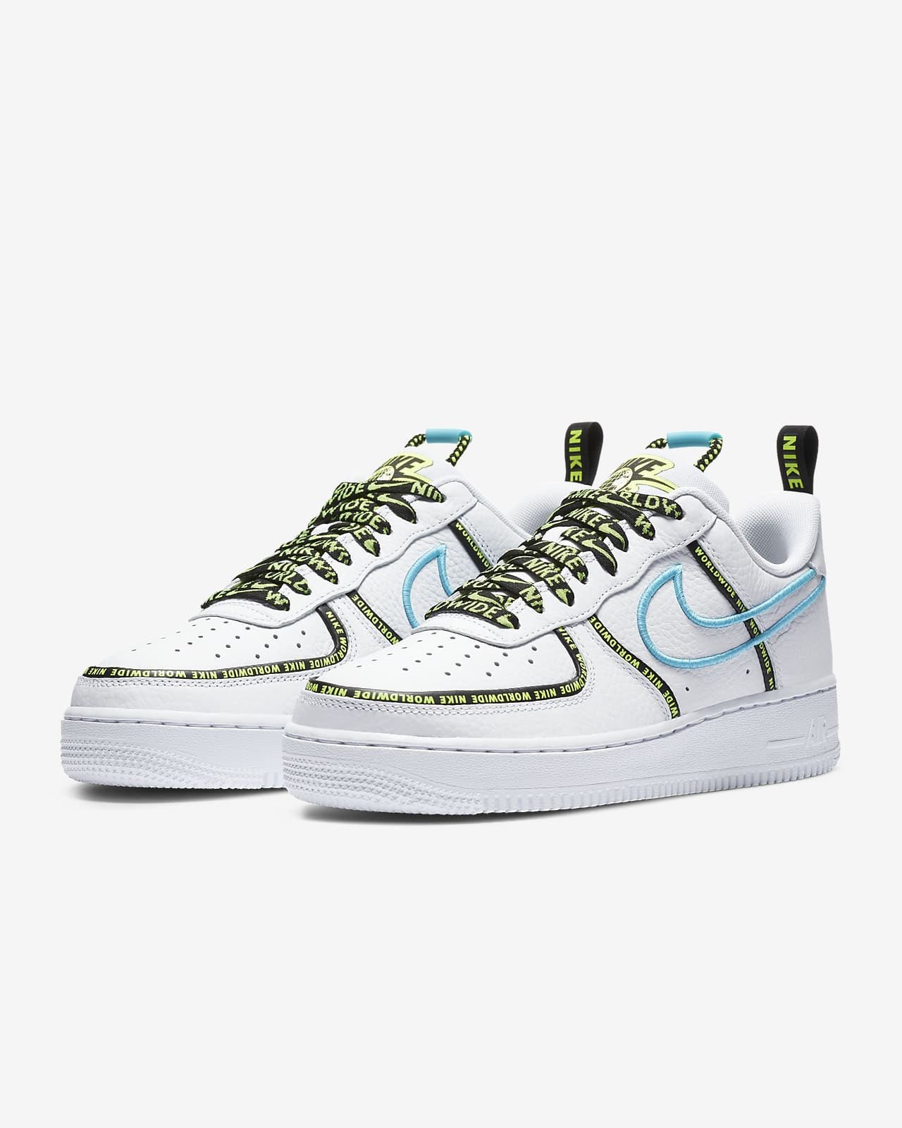 air force 1 nike world