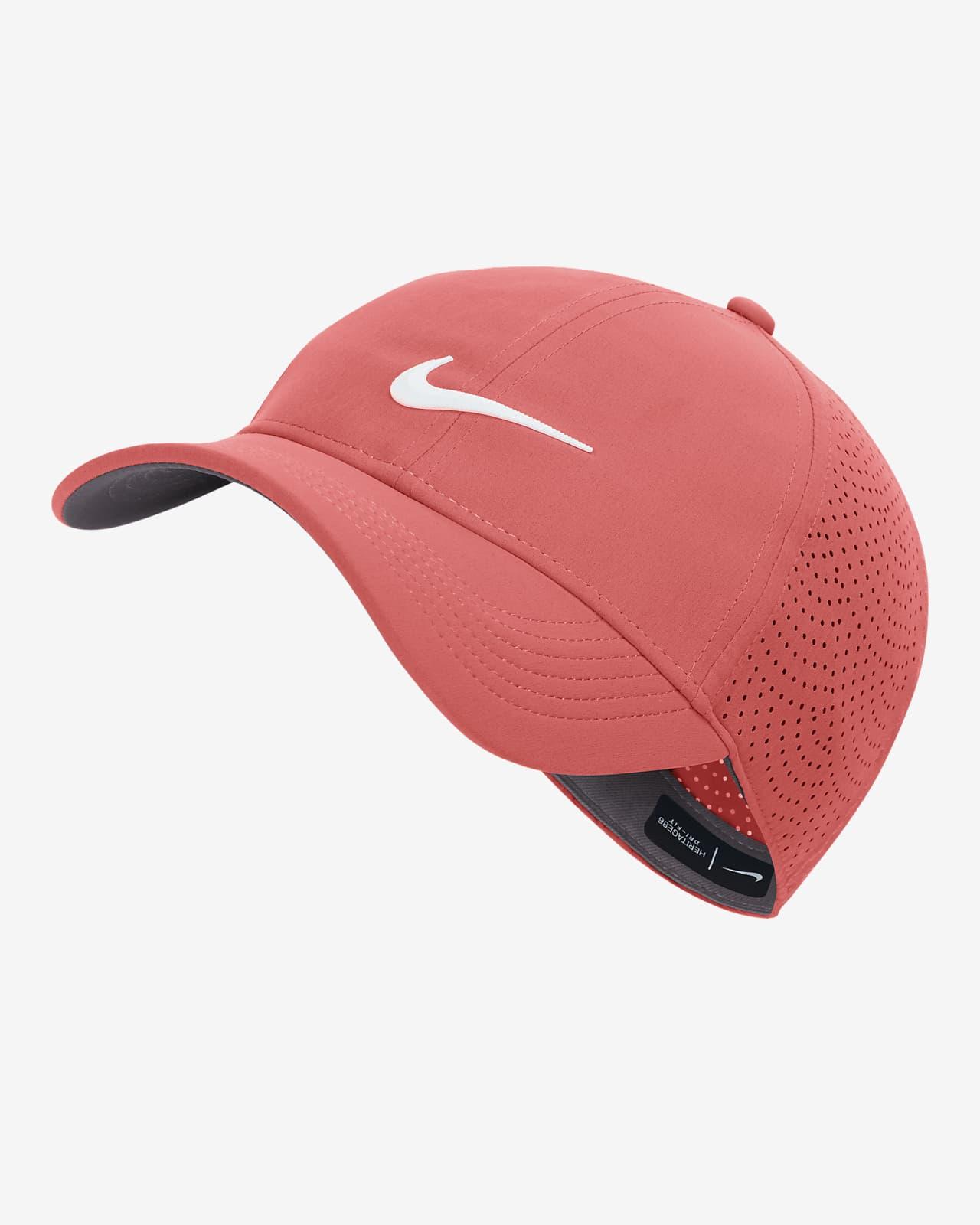 Casquette de golf Nike AeroBill Heritage86 pour Femme