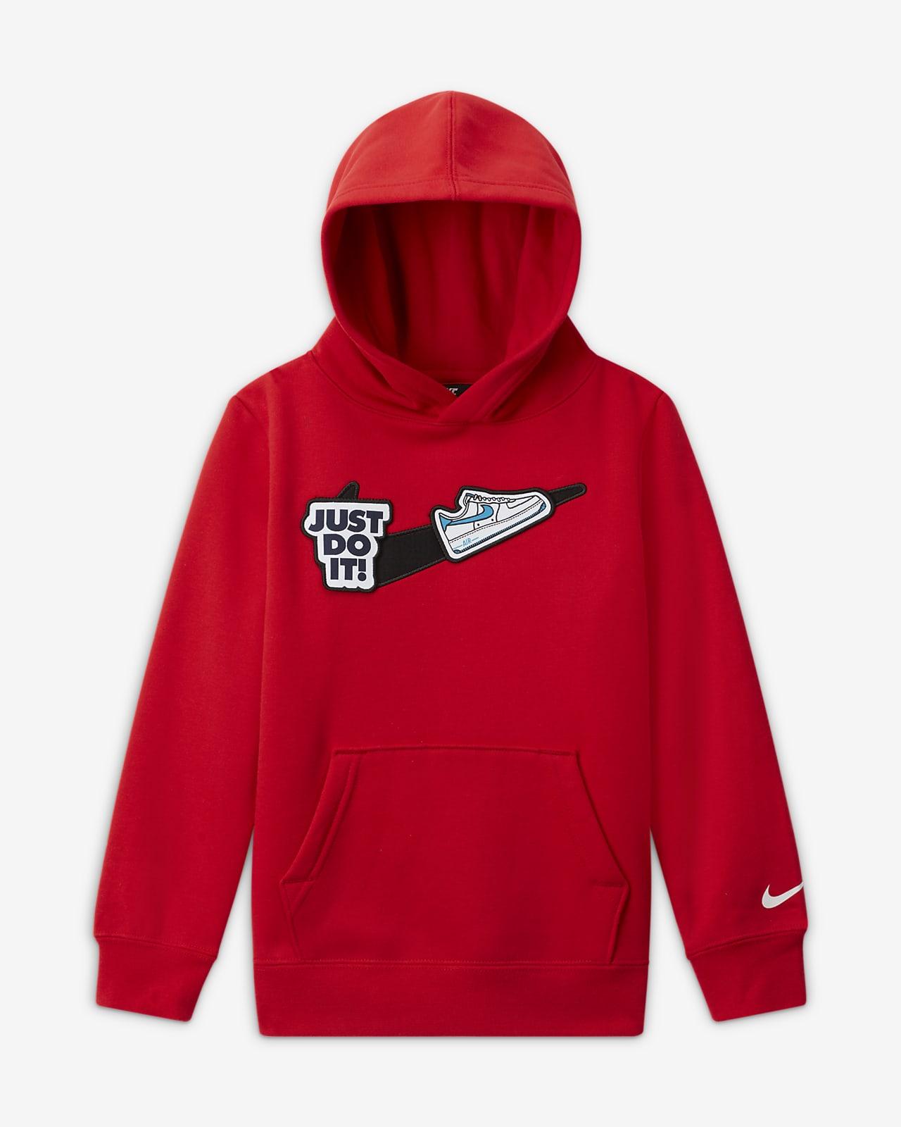 Nike 幼童套头连帽衫