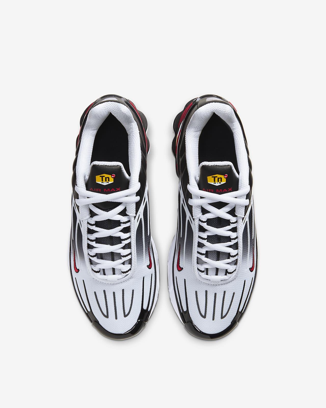 Soldes > chaussure nike air max plus 3 pour enfant plus âgé > en stock