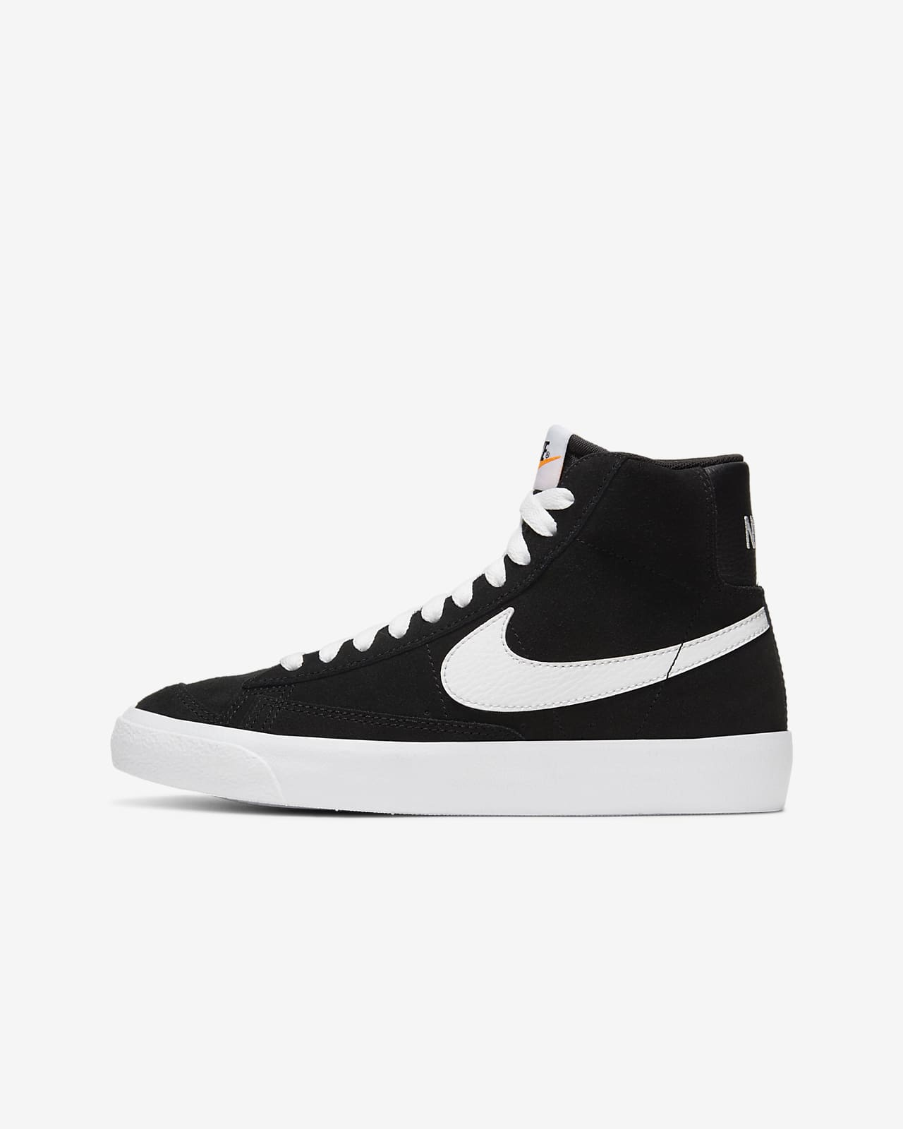 Nike Blazer Mid '77 Suede Older Kids' Shoes. Nike LU
