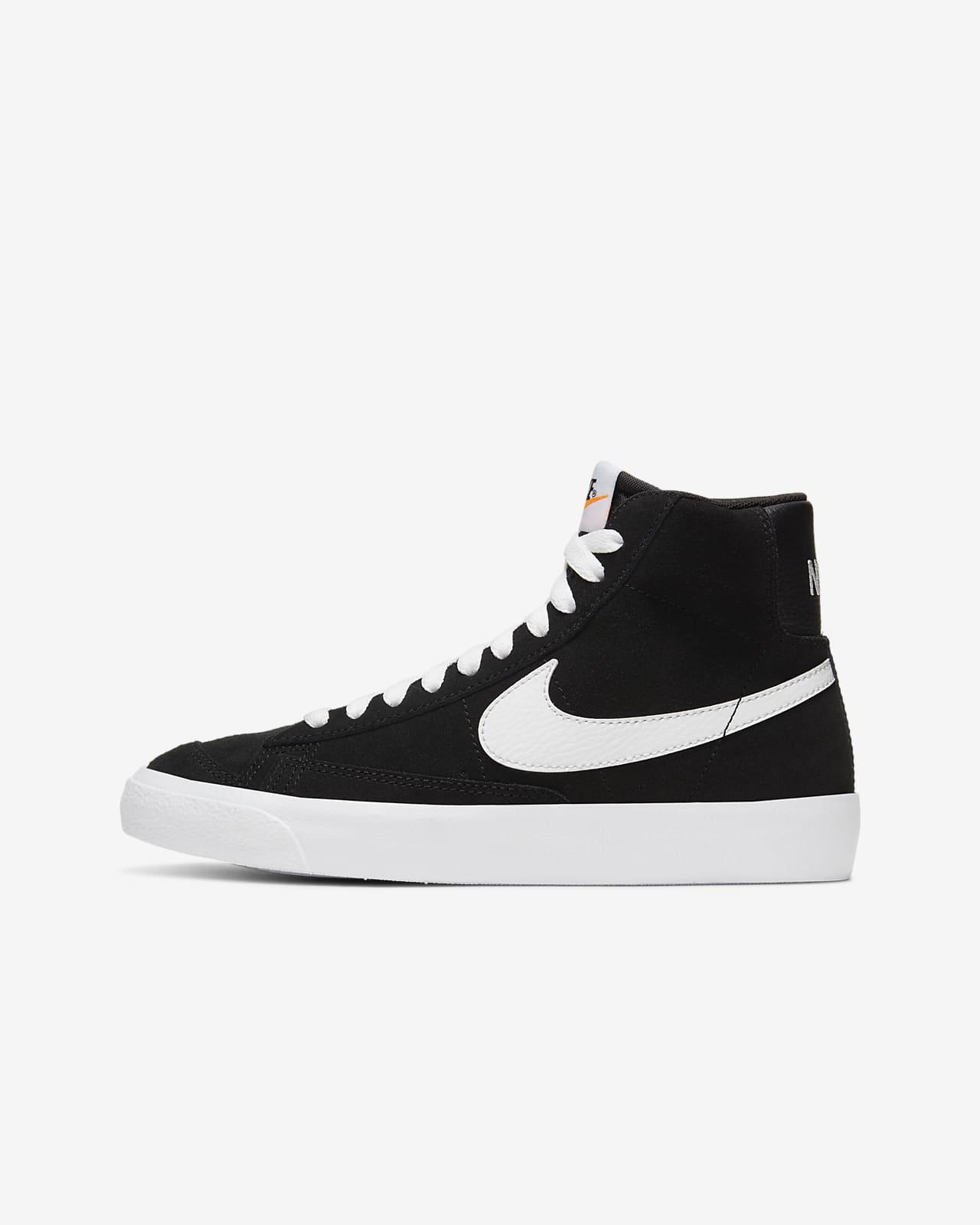 Chaussure Nike Blazer Mid '77 Suede pour Enfant plus âgé