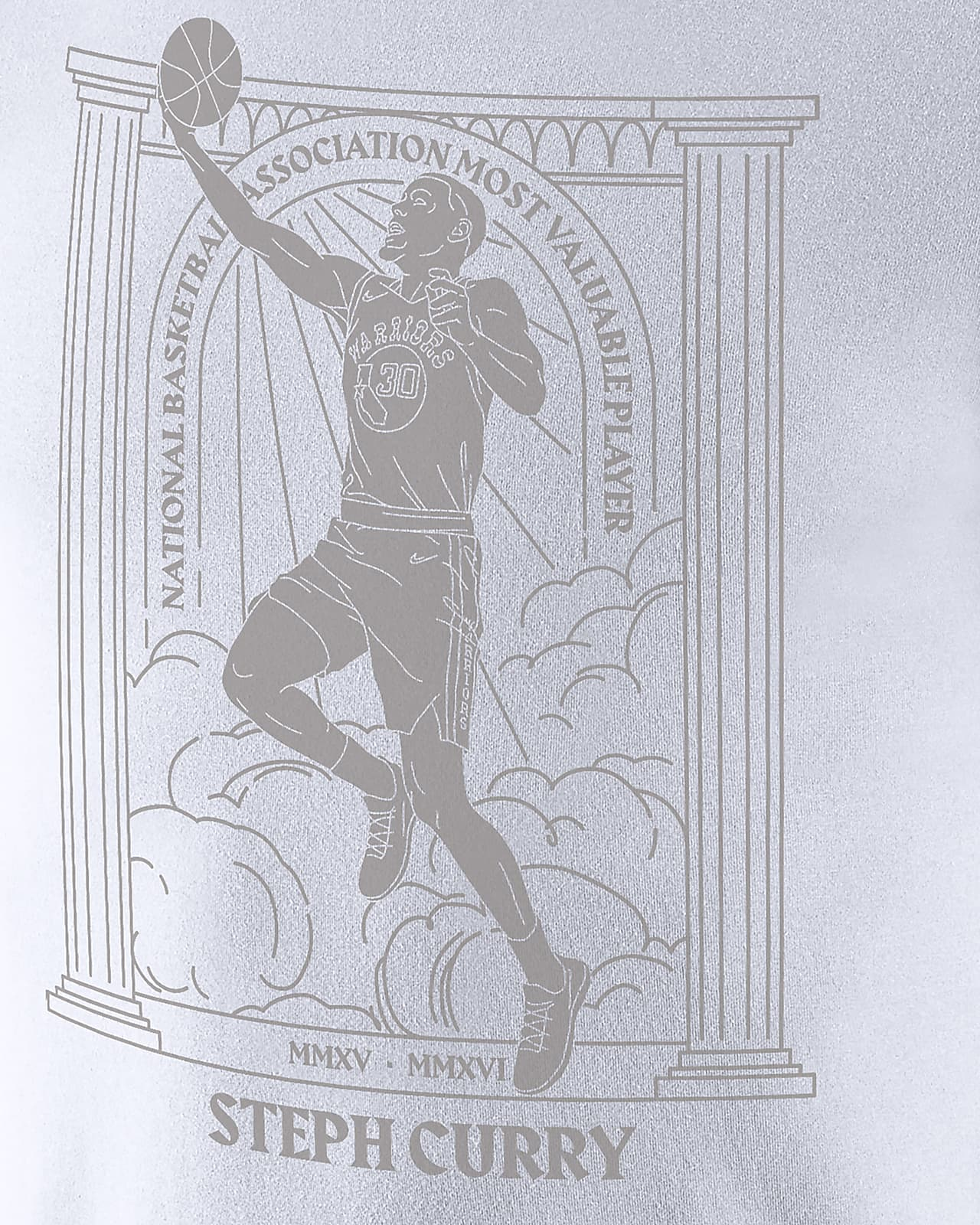 ステフィン カリー ウォリアーズ MVP メンズ ナイキ Dri-FIT NBA Tシャツ