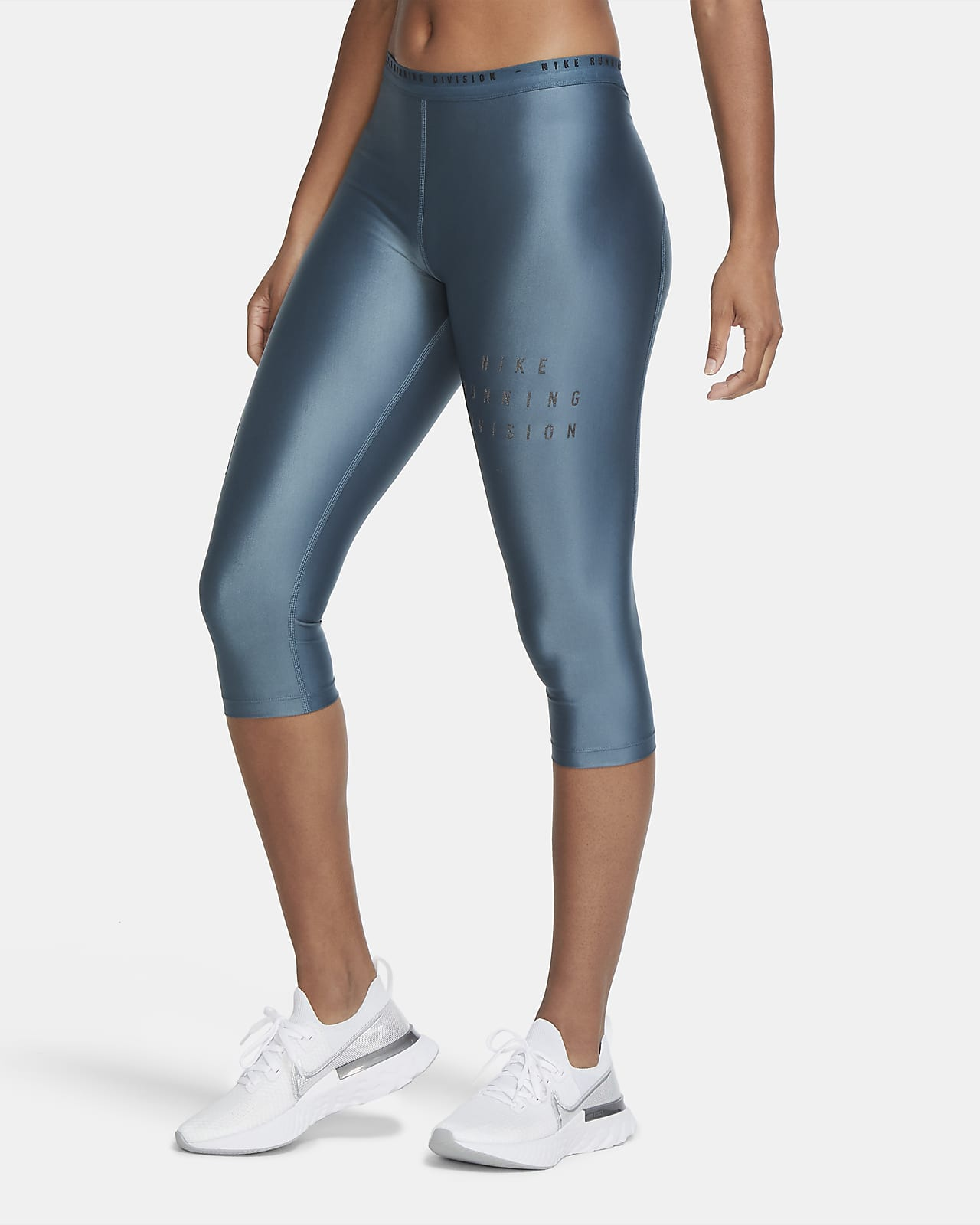 Pantalones Capri De Running Para Mujer Nike Run Division Nike Com