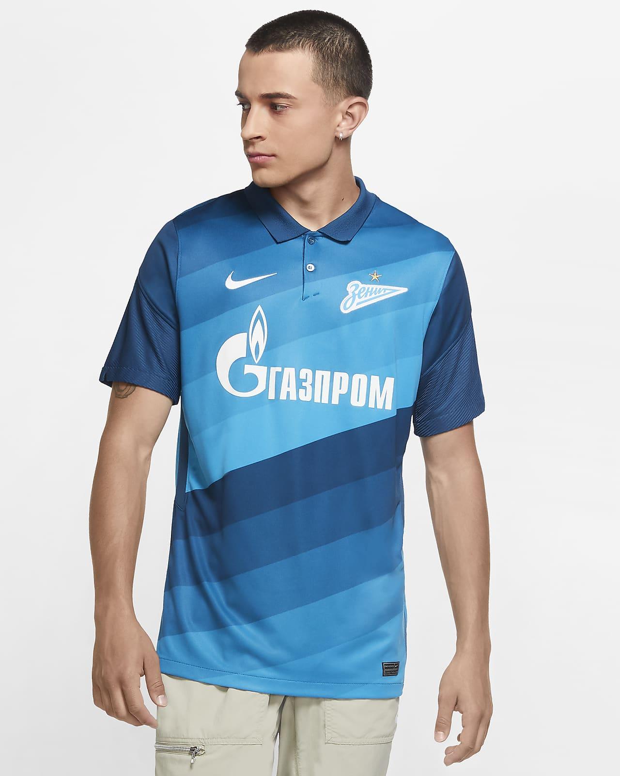 Maillot de football Zenit Saint Petersburg 2020/21 Stadium Domicile pour Homme