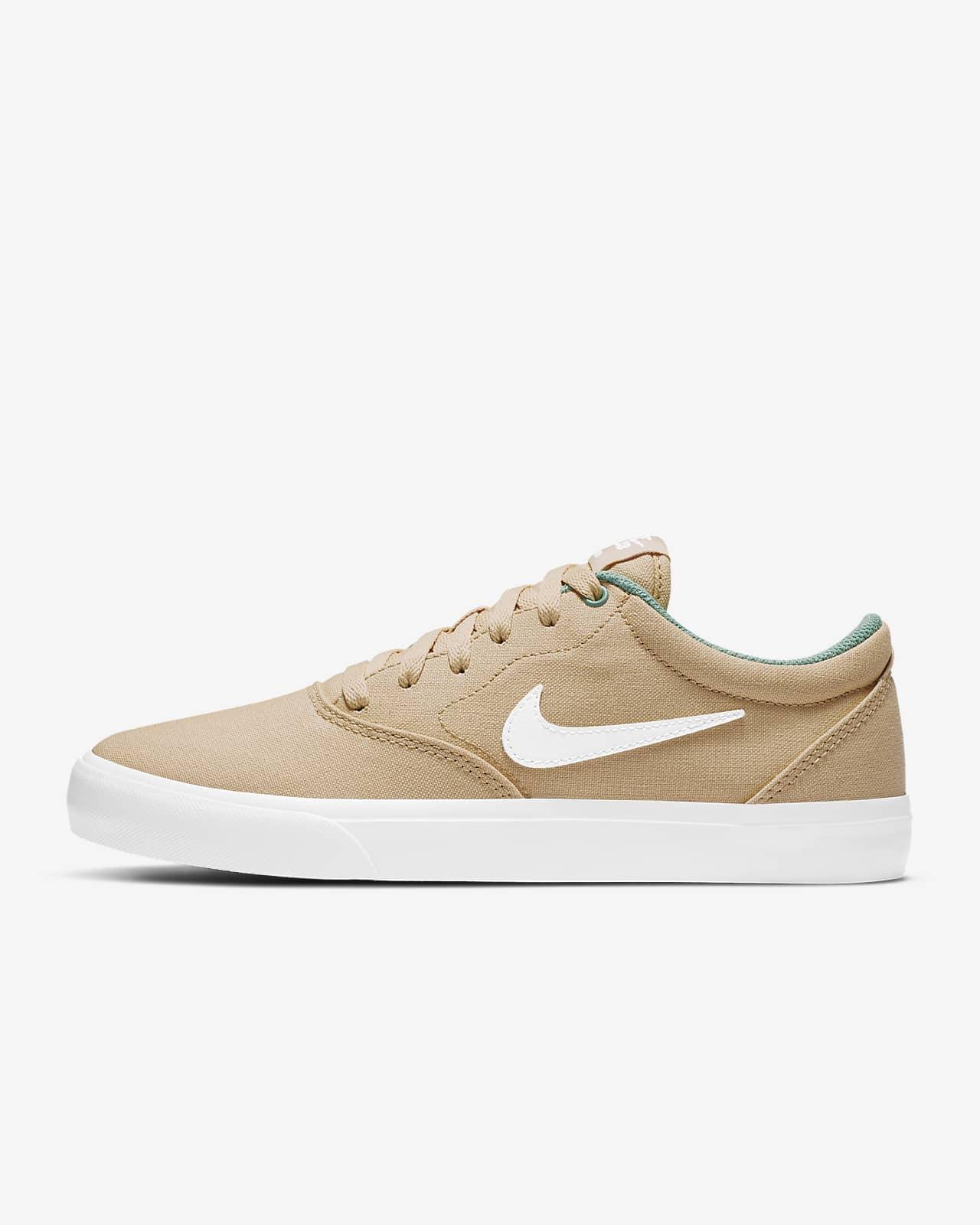 Nike SB Charge CNVS 男/女滑板鞋
