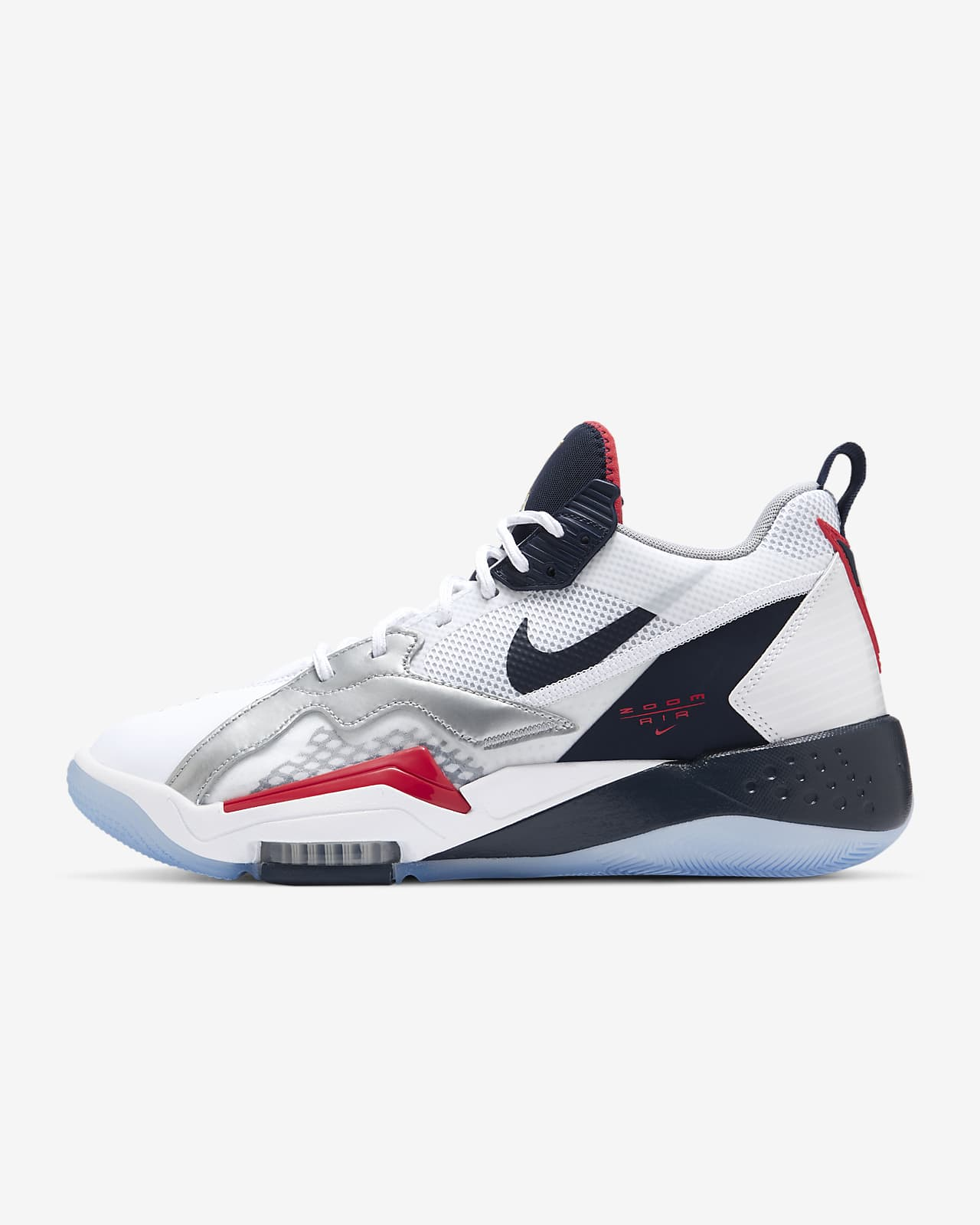 Jordan Zoom '92 Men's Shoe. Nike ID