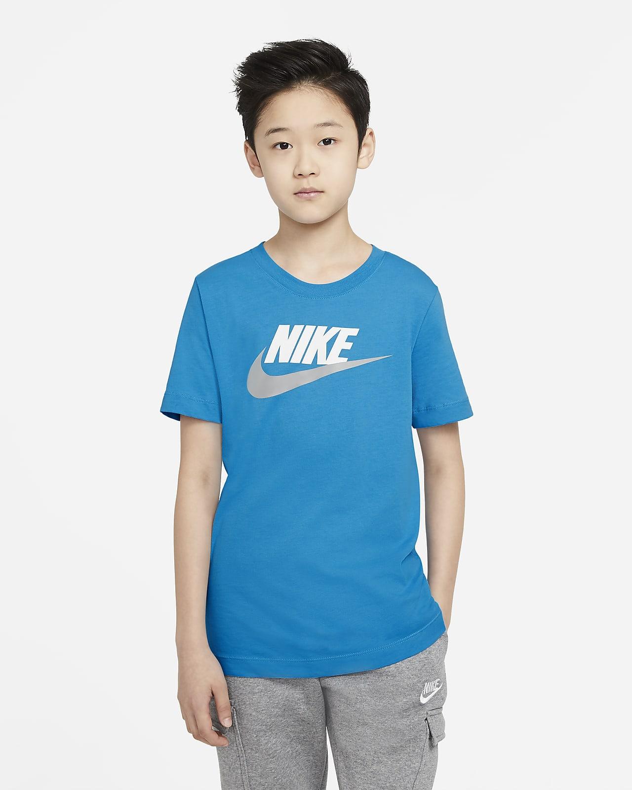 Tee-shirt en coton Nike Sportswear pour Enfant plus âgé