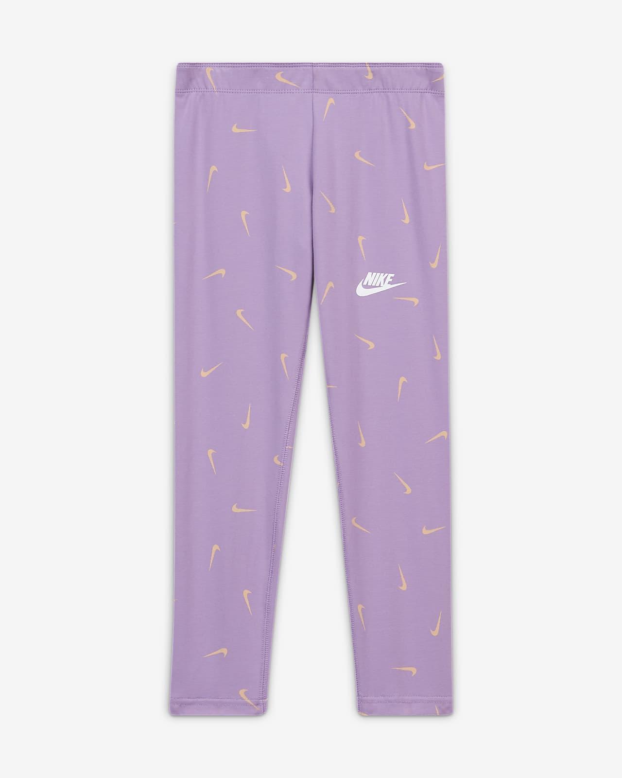 Nike Sportswear Legging met print voor meisjes