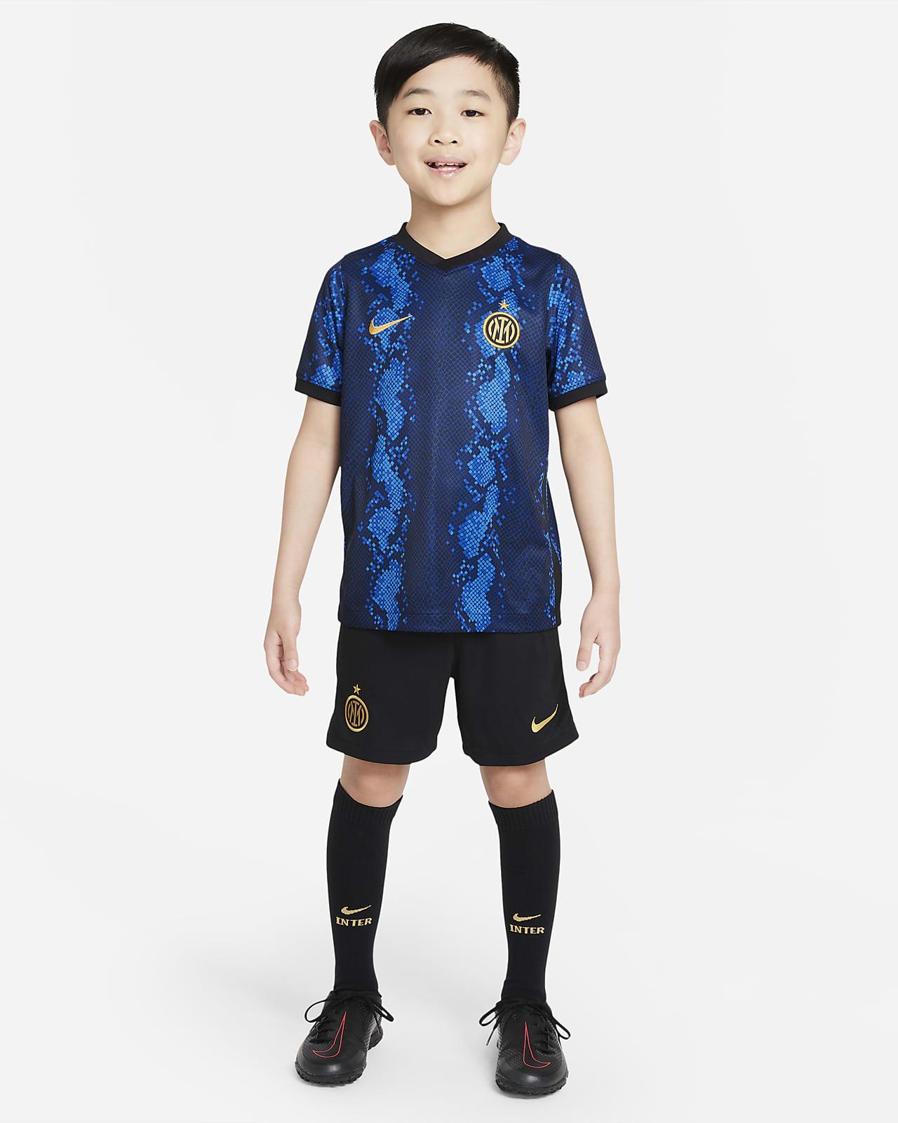 Tenue de football Inter Milan 2021/22 Domicile pour Jeune enfant