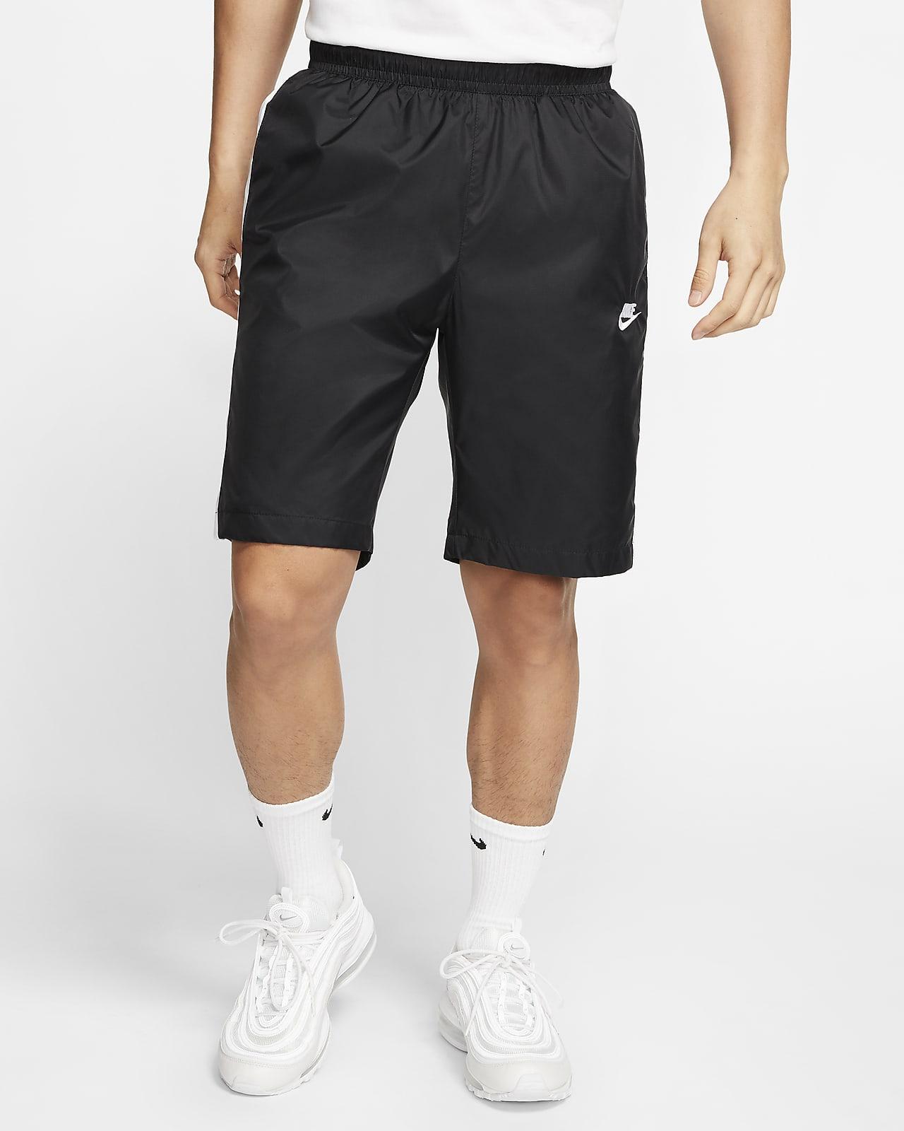 Nike Sportswear 男款梭織田徑短褲