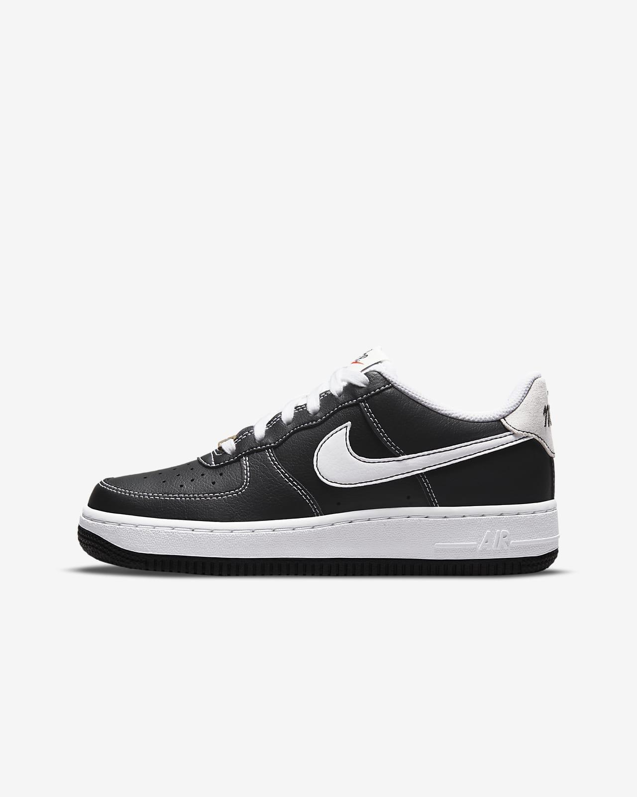 Nike Air Force 1 S50 sko til store barn