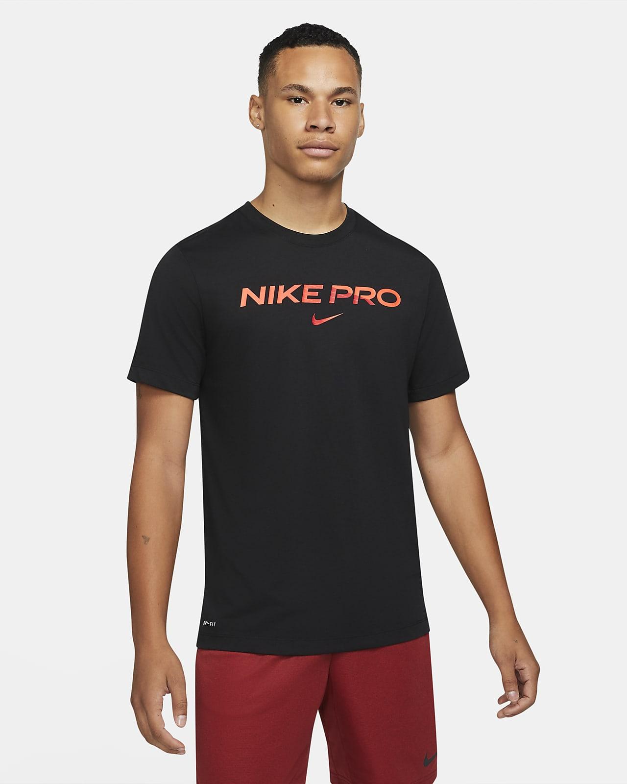 Nike Pro-T-shirt til mænd