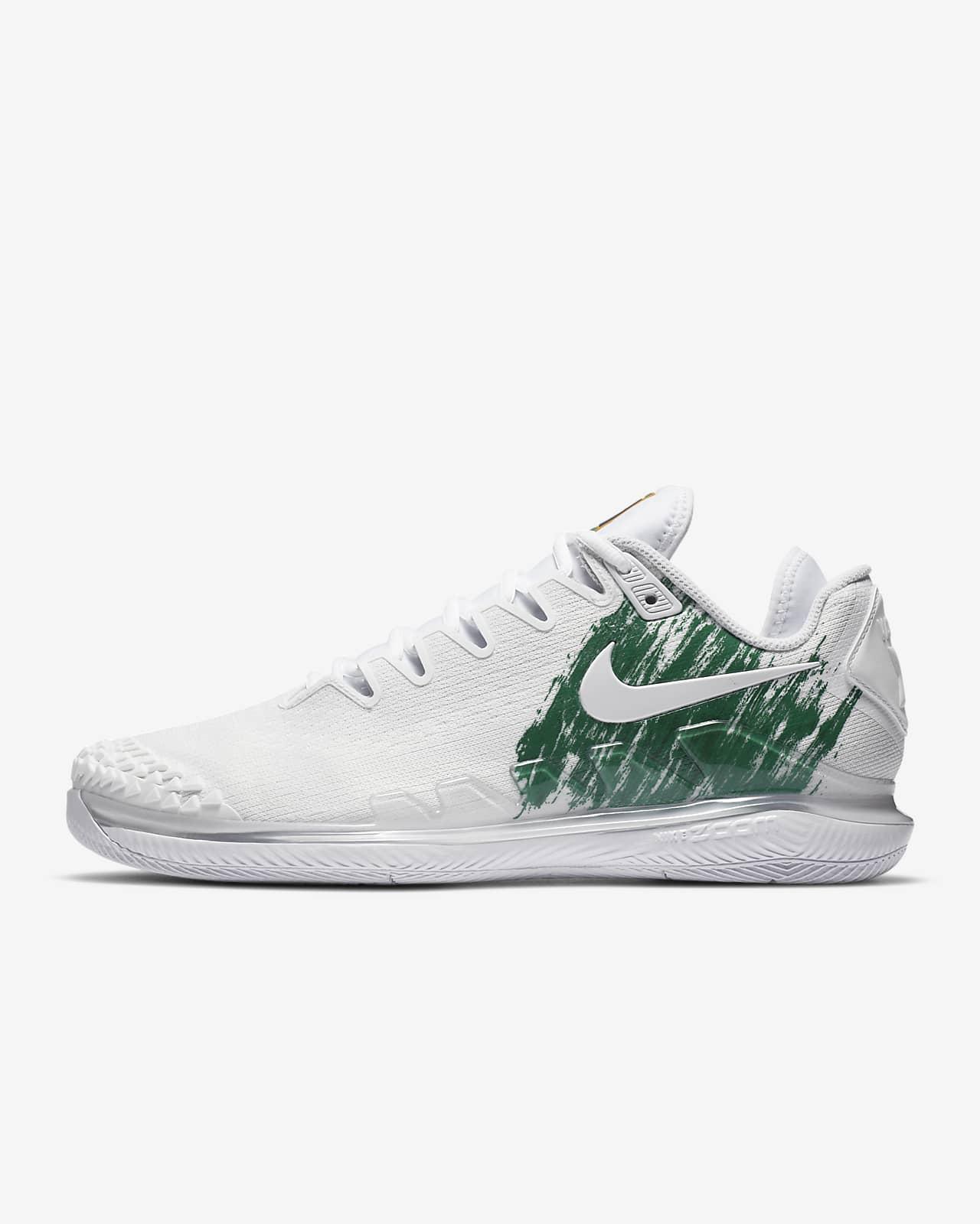 NikeCourt Air Zoom Vapor X Knit Zapatillas de tenis de pista rápida - Hombre