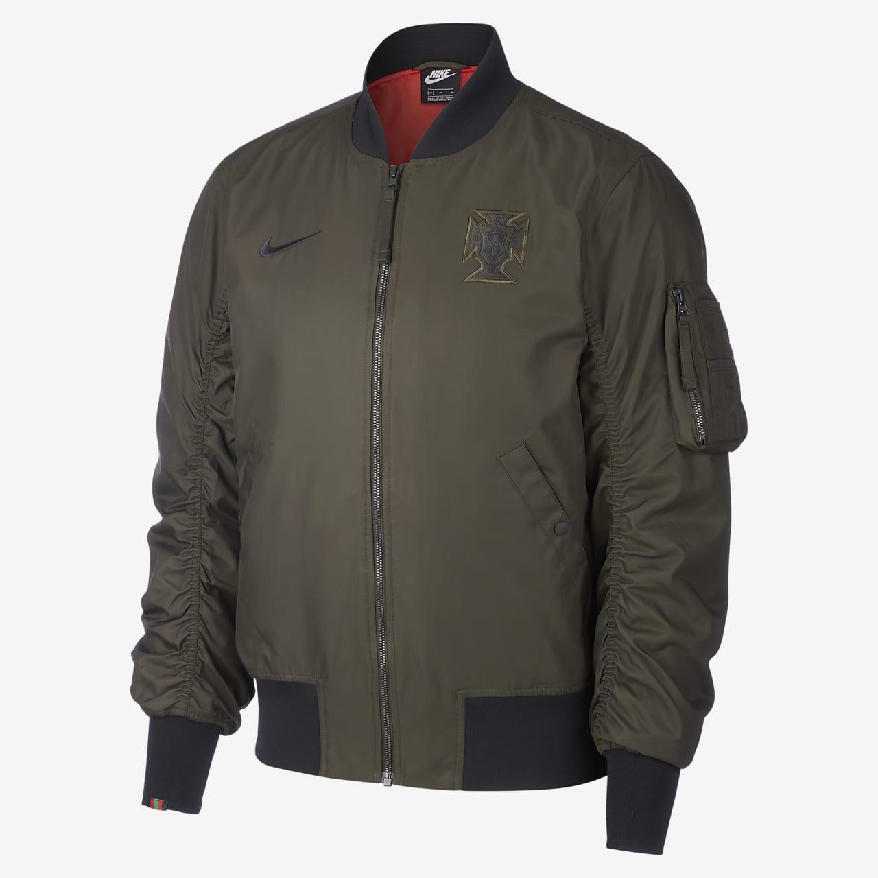 Portugal AF1-vævet jakke til mænd