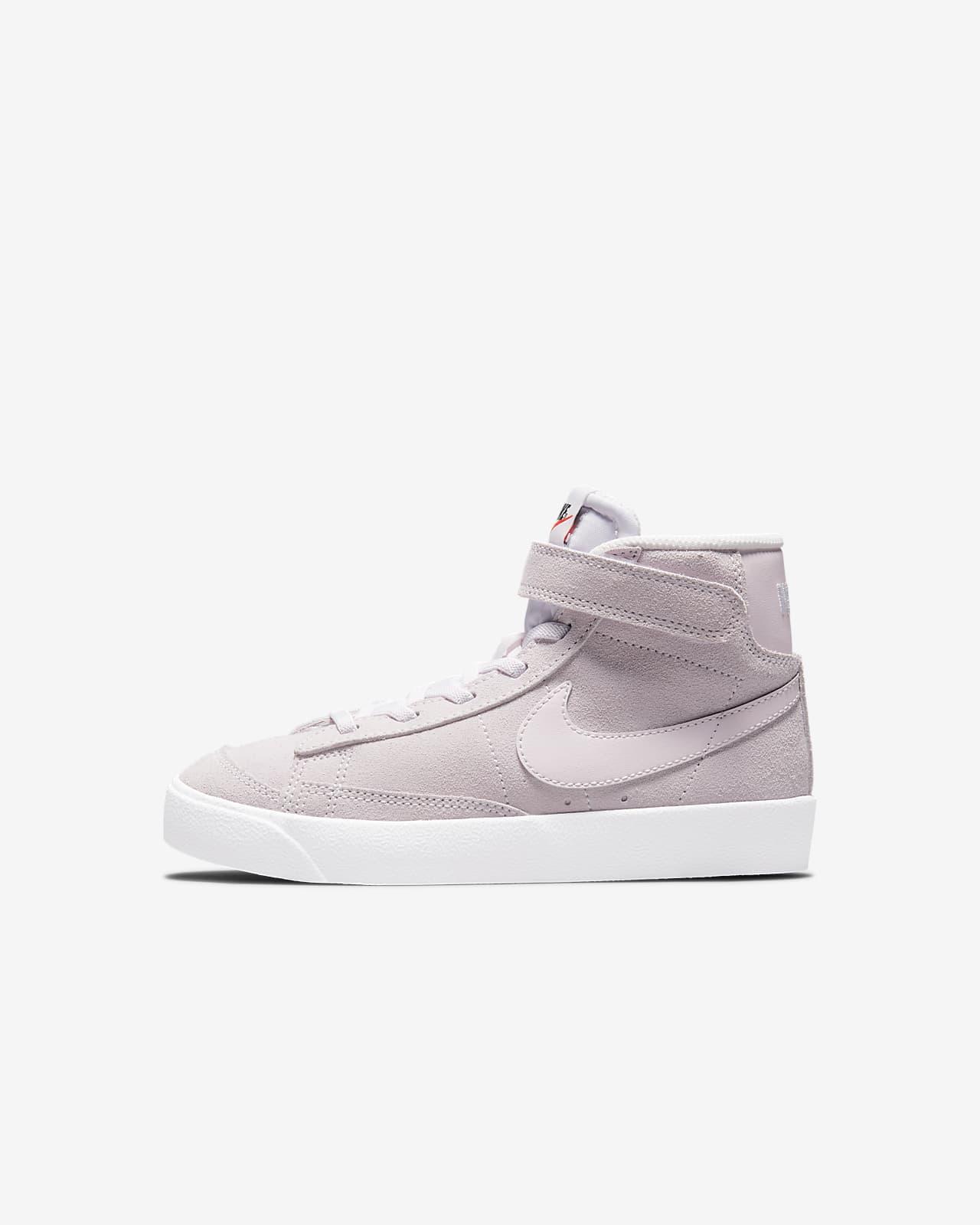 Nike Blazer Mid '77 Suede Little Kids' Shoes