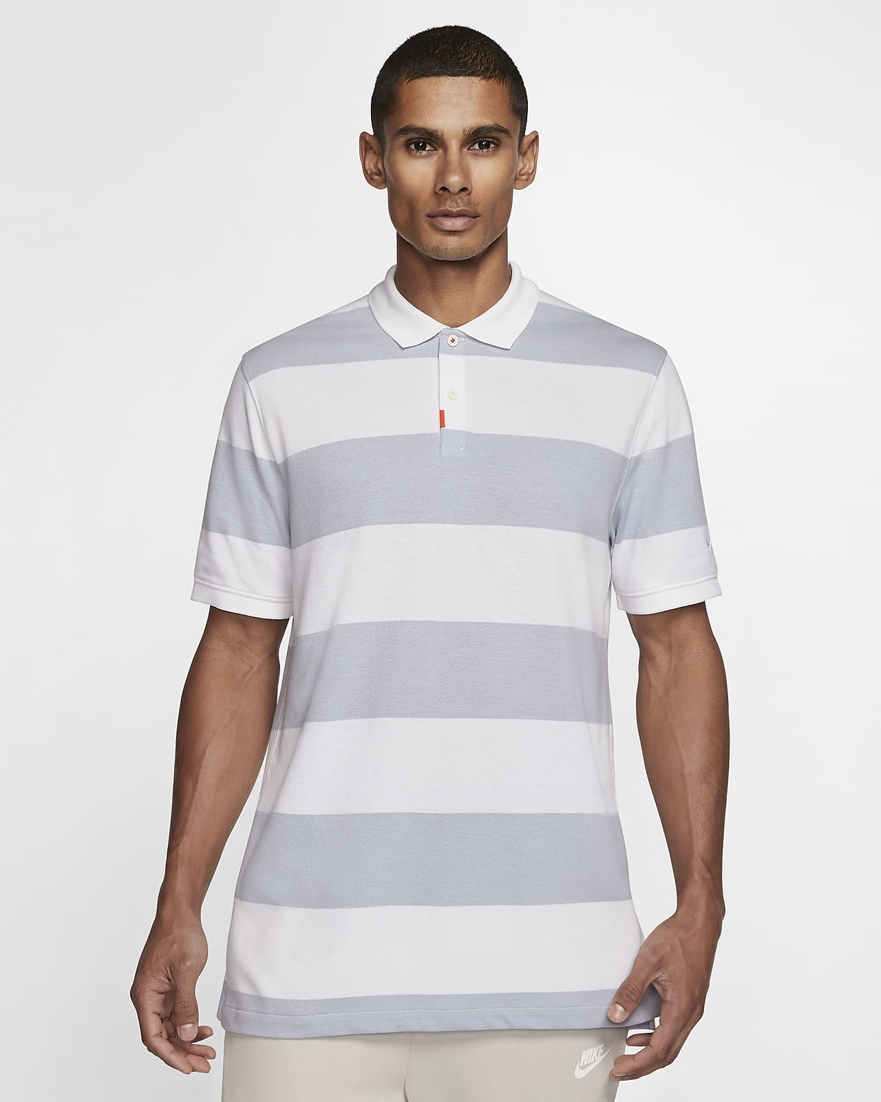 The Nike Polo Unisex Striped Polo