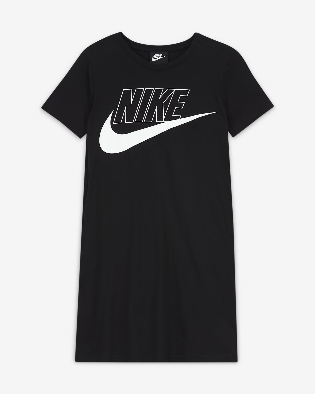 Nike Sportswear Older Kids' (Girls') T-Shirt Dress