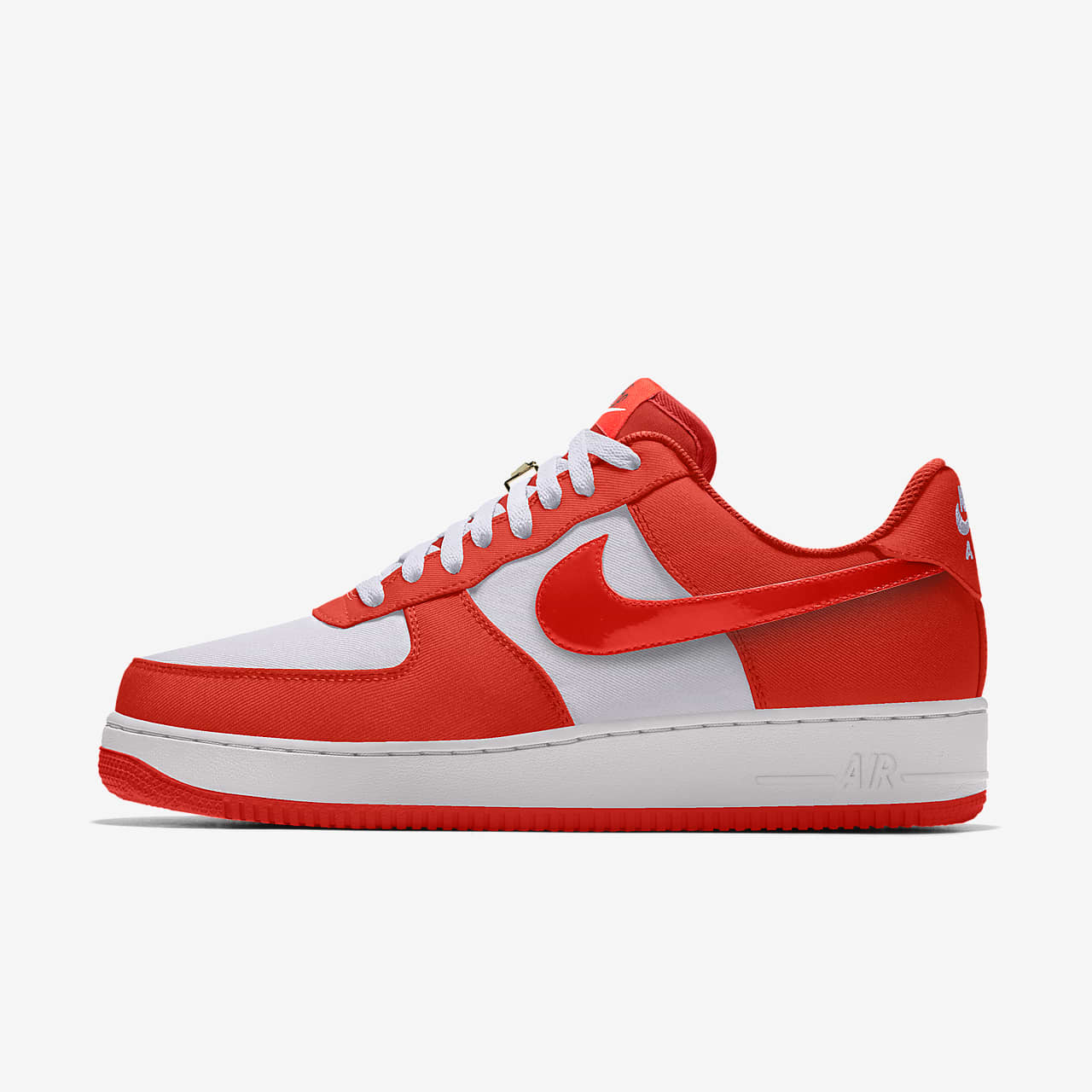 Chaussure personnalisable Nike Air Force1 Low Unlocked pour Homme
