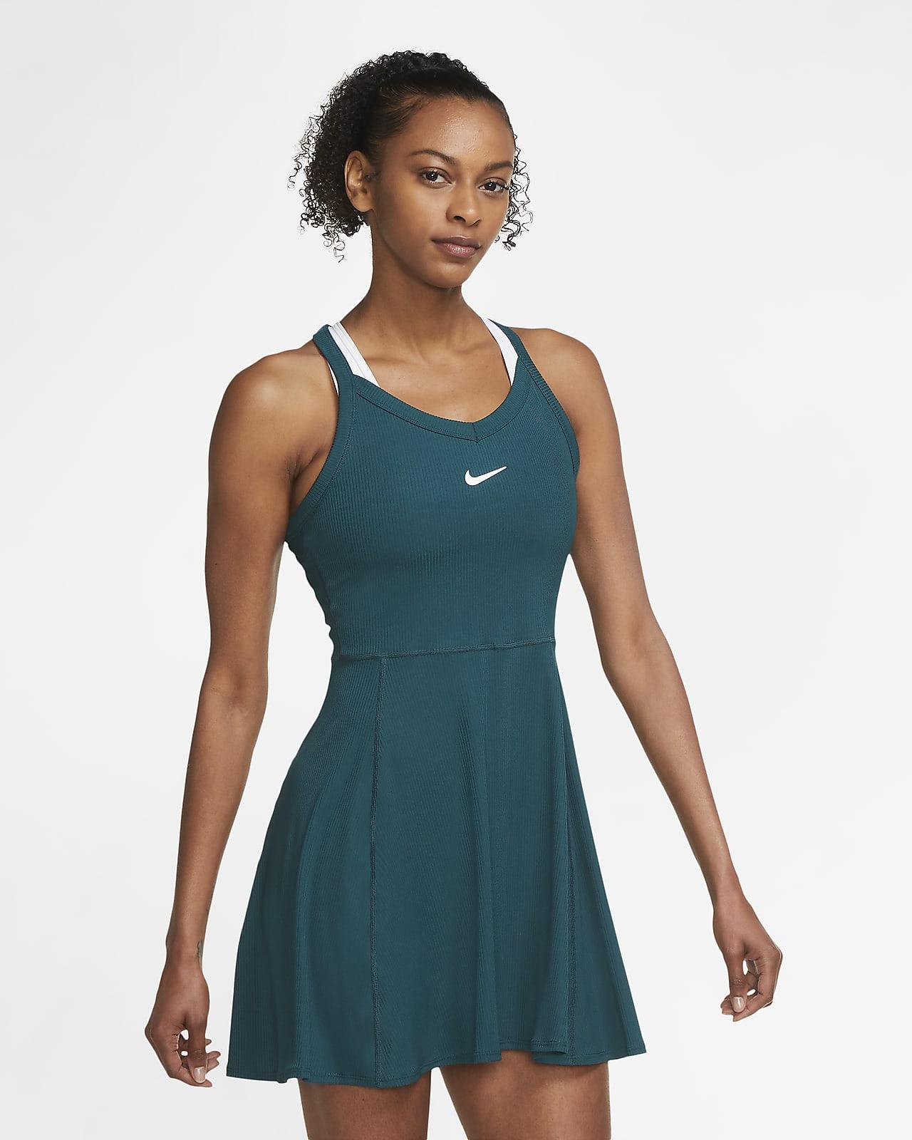 Nikecourt Dri Fit Women S Tennis Dress Nike Hu