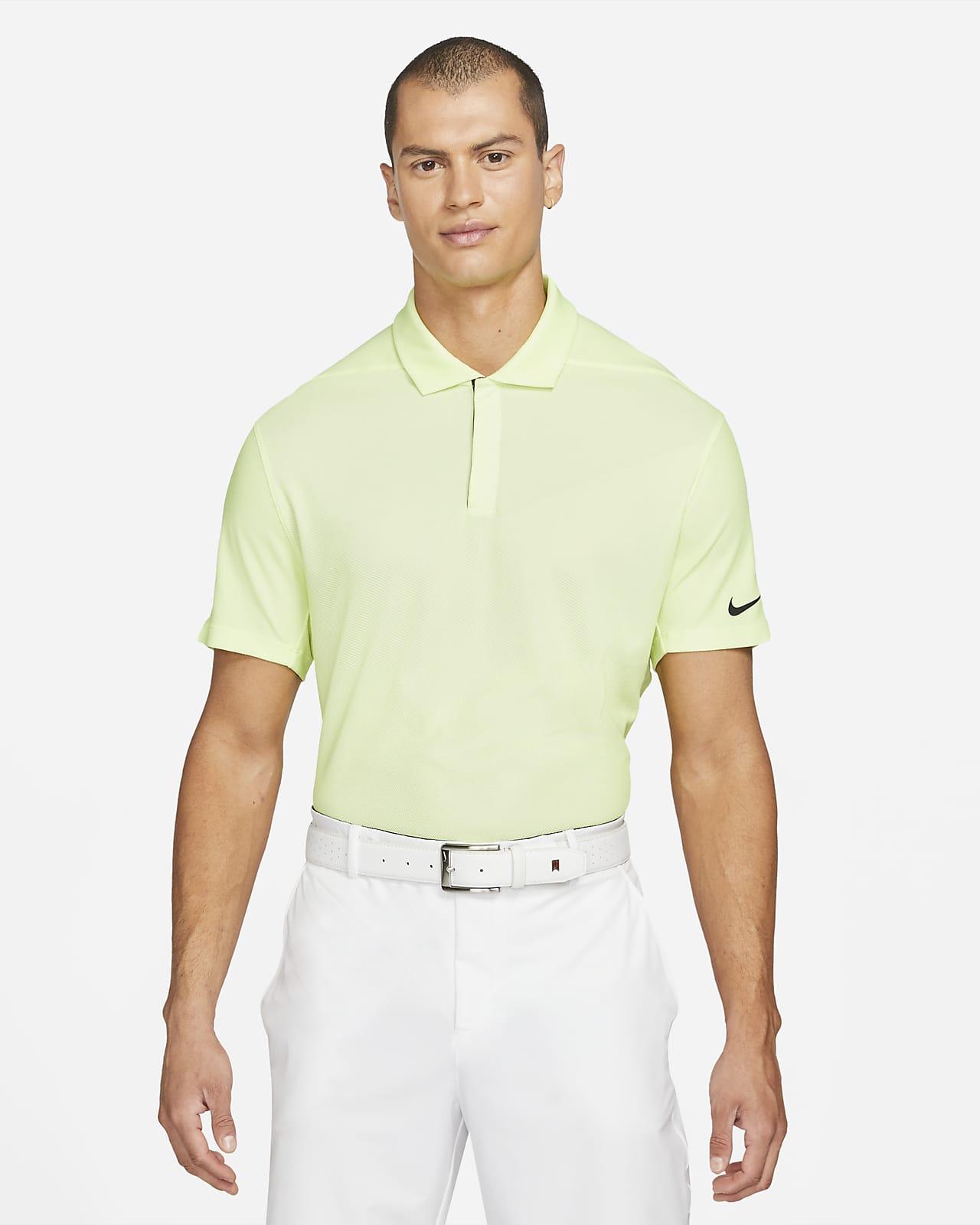 Nike Dri-FIT ADV Tiger Woods Men's Golf Polo