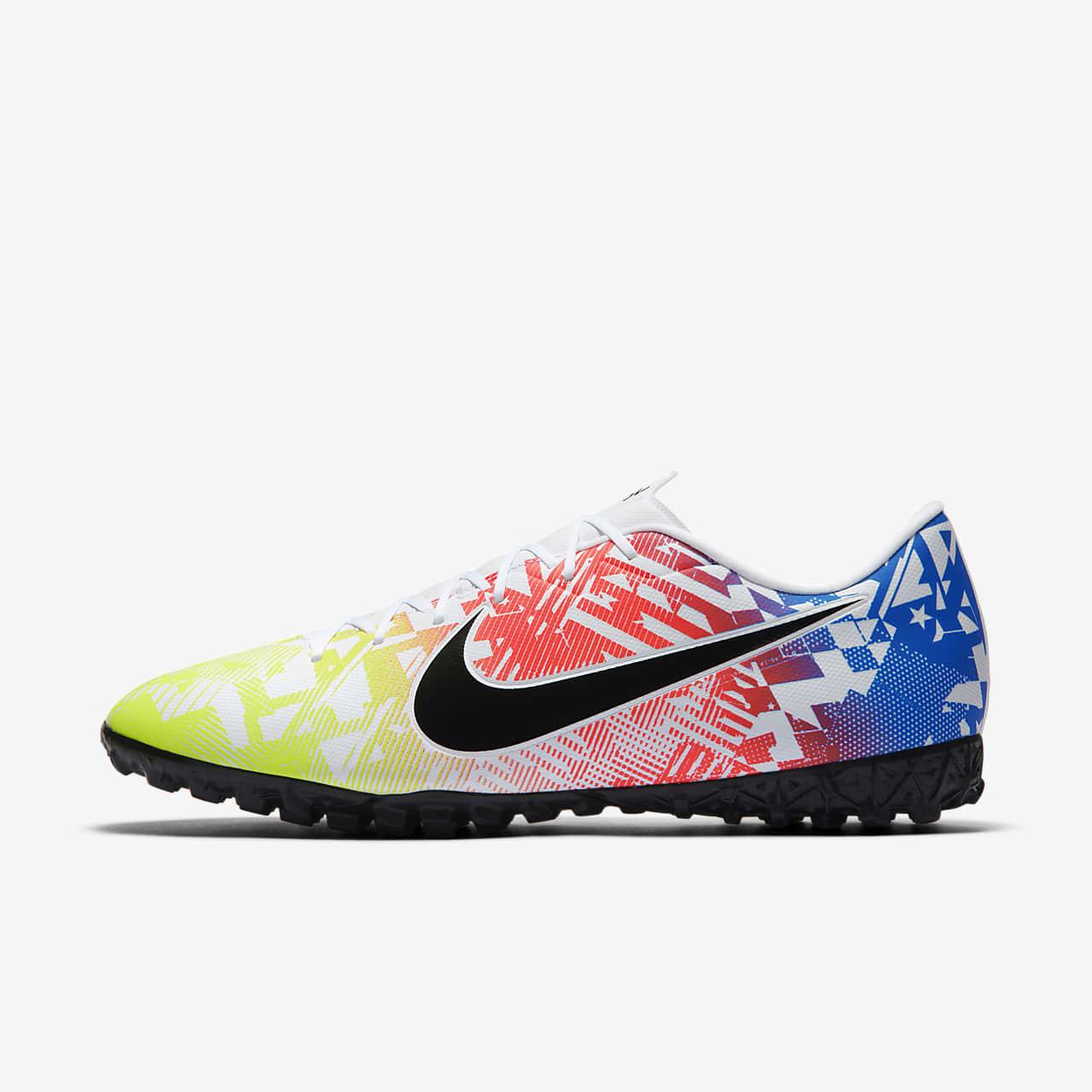 รองเท้าฟุตบอลสำหรับพื้นหญ้าเทียม Nike Mercurial Vapor 13 Academy Neymar Jr. TF