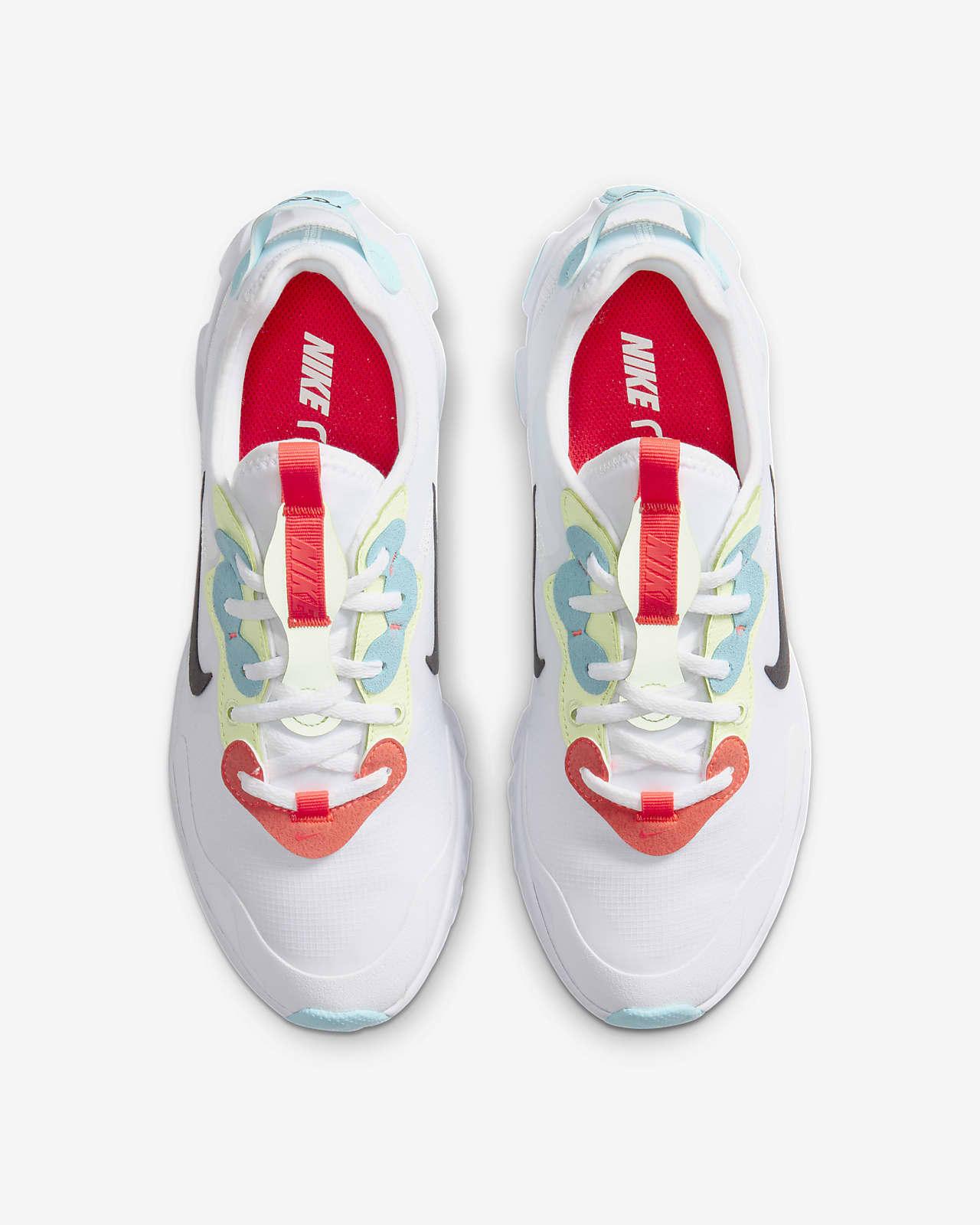 Fruncir el ceño Destierro arrojar polvo en los ojos  Nike React Art3mis Women's Shoe. Nike LU