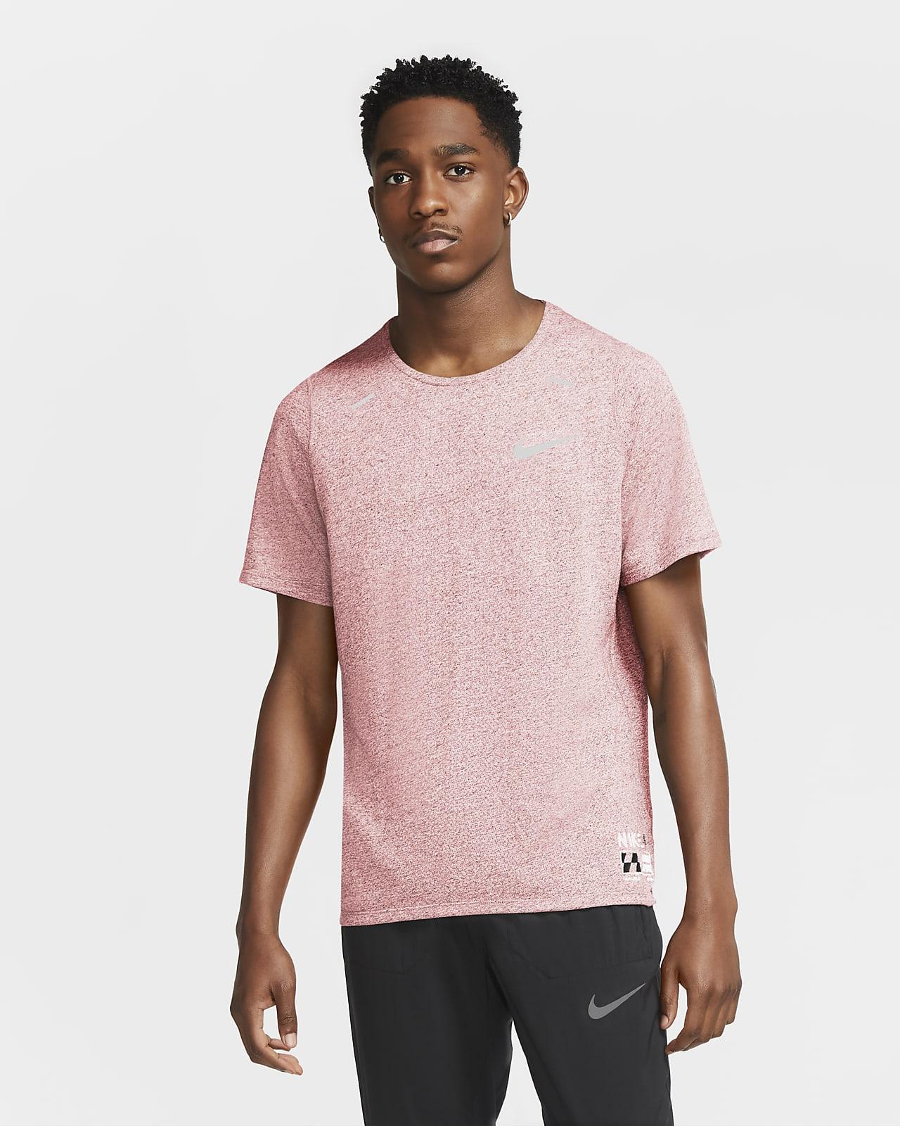 Pánské běžecké tričko Nike Rise 365 Future Fast
