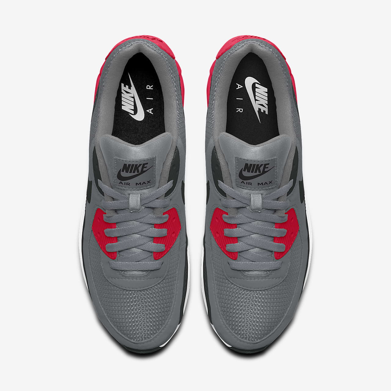 Chaussure personnalisable Nike Air Max 90 By You pour Homme. Nike CH