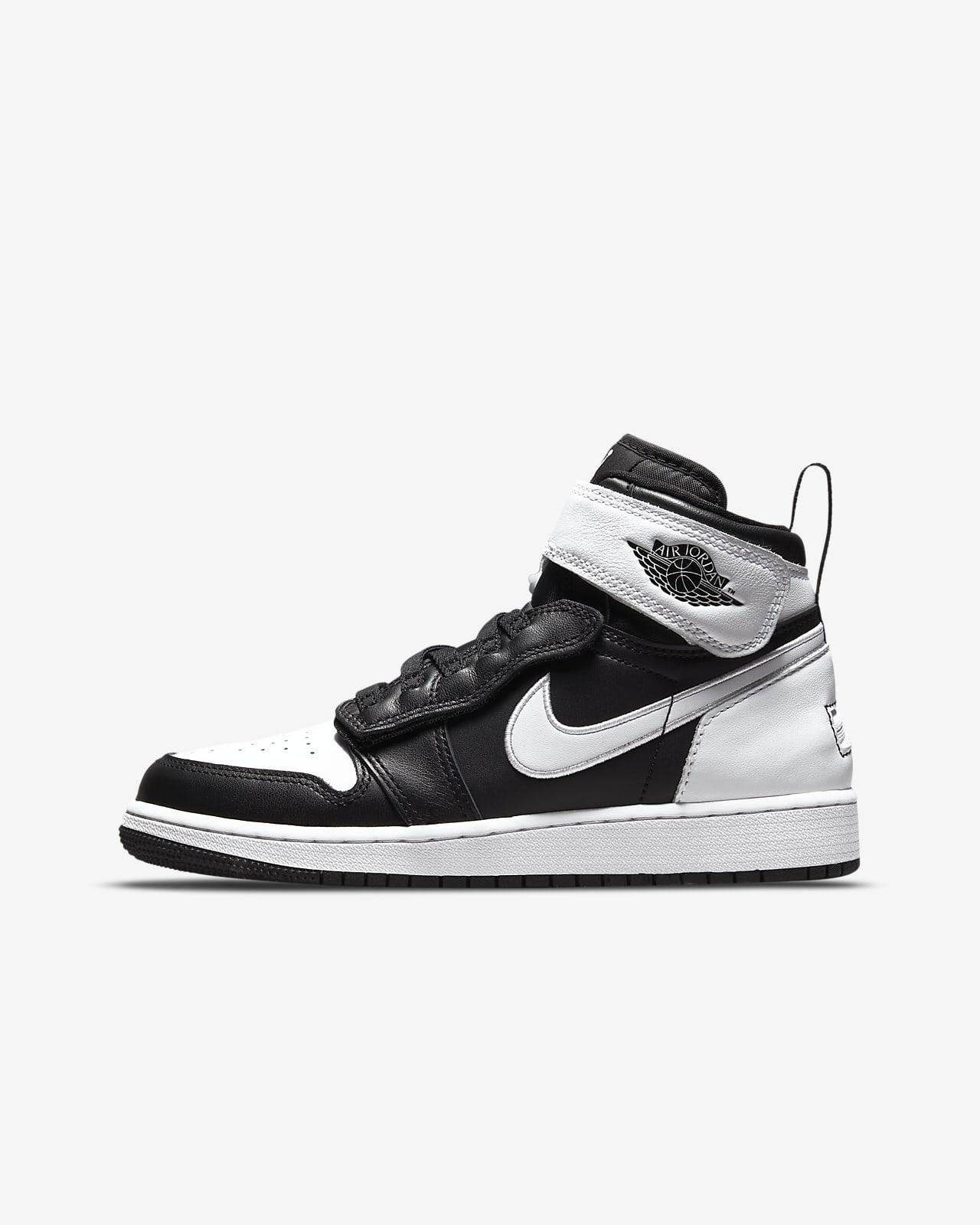 Air Jordan 1 Hi FlyEase Older Kids' Shoes