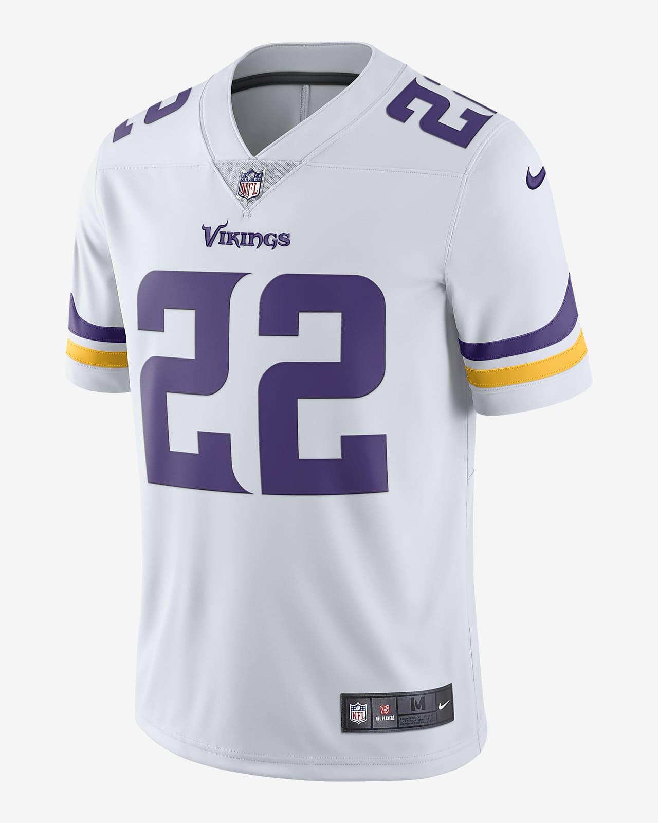 Camiseta de fútbol americano Limited Vapor Untouchable para hombre NFL Minnesota Vikings (Harrison Smith)