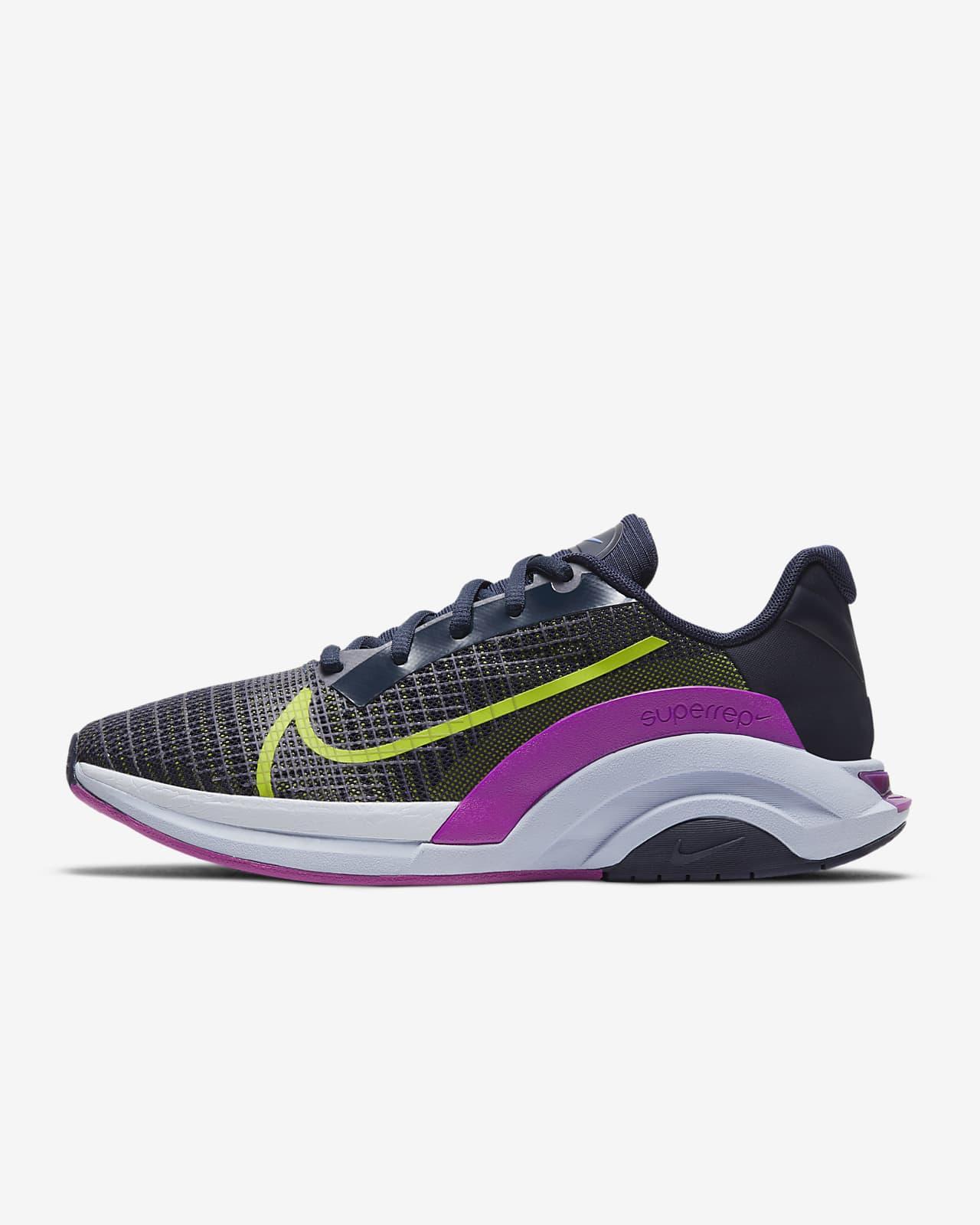 Chaussure d'entraînement en endurance Nike ZoomX SuperRep Surge pour Femme