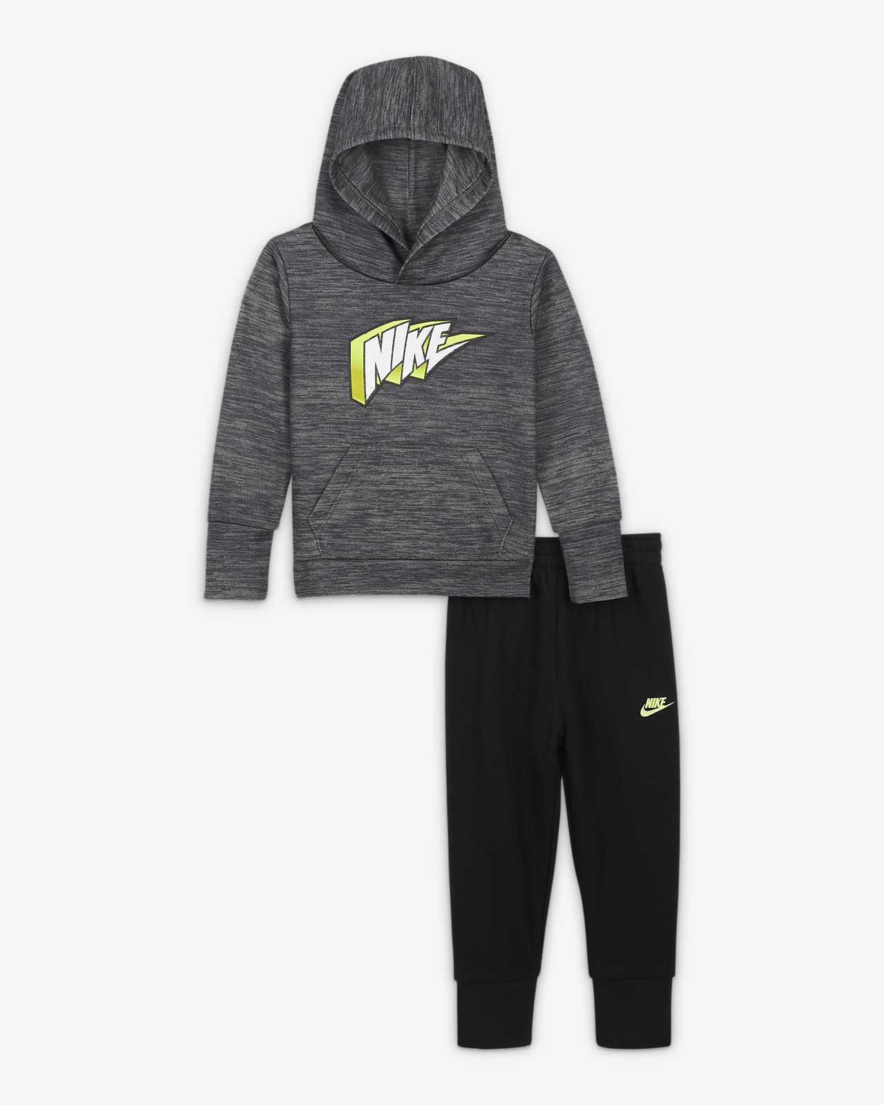 Nike Baby (12-24M) Hoodie and Pants Set