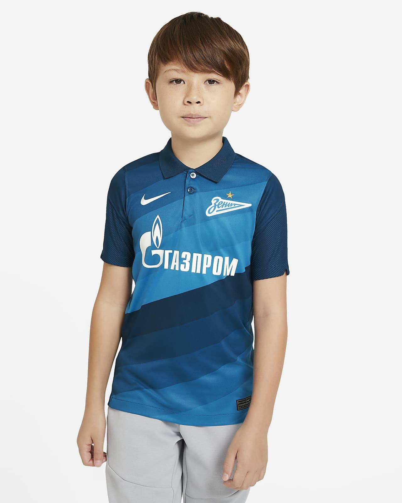 Camiseta de fútbol de local para niños talla grande Stadium del Zenit Saint Petersburg 2020/21