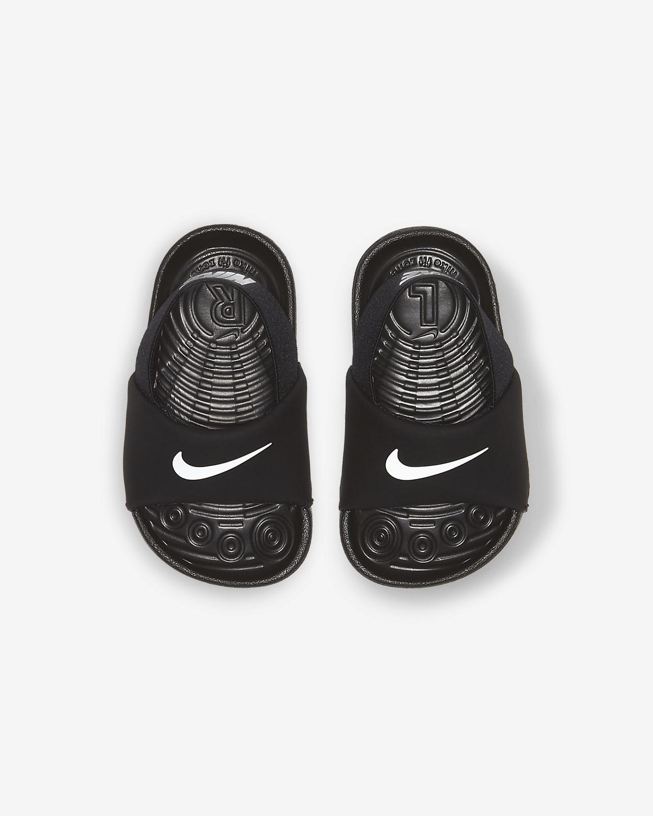Claquette Nike Kawa pour Bébé/Petit enfant. Nike FR