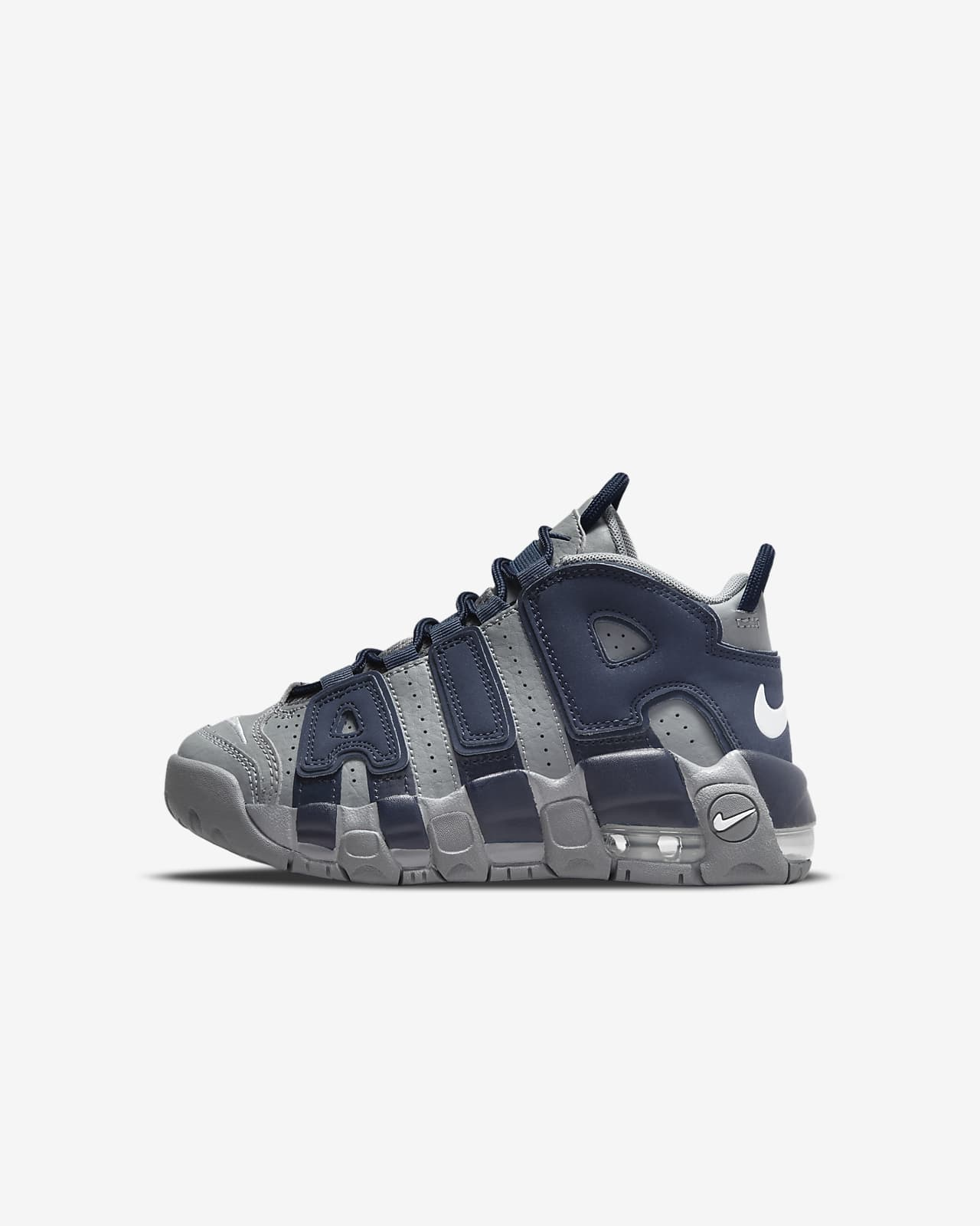 Nike Air More Uptempo Little Kids' Shoes