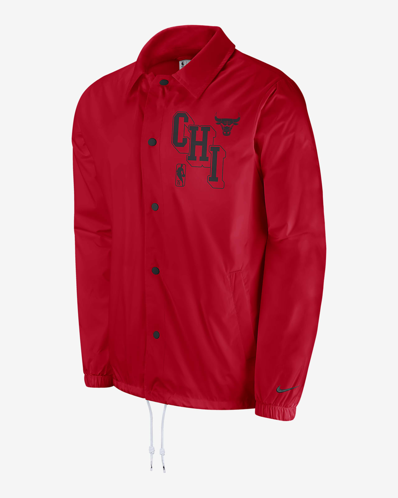 Chicago Bulls Courtside Men's Nike NBA Coach's Jacket