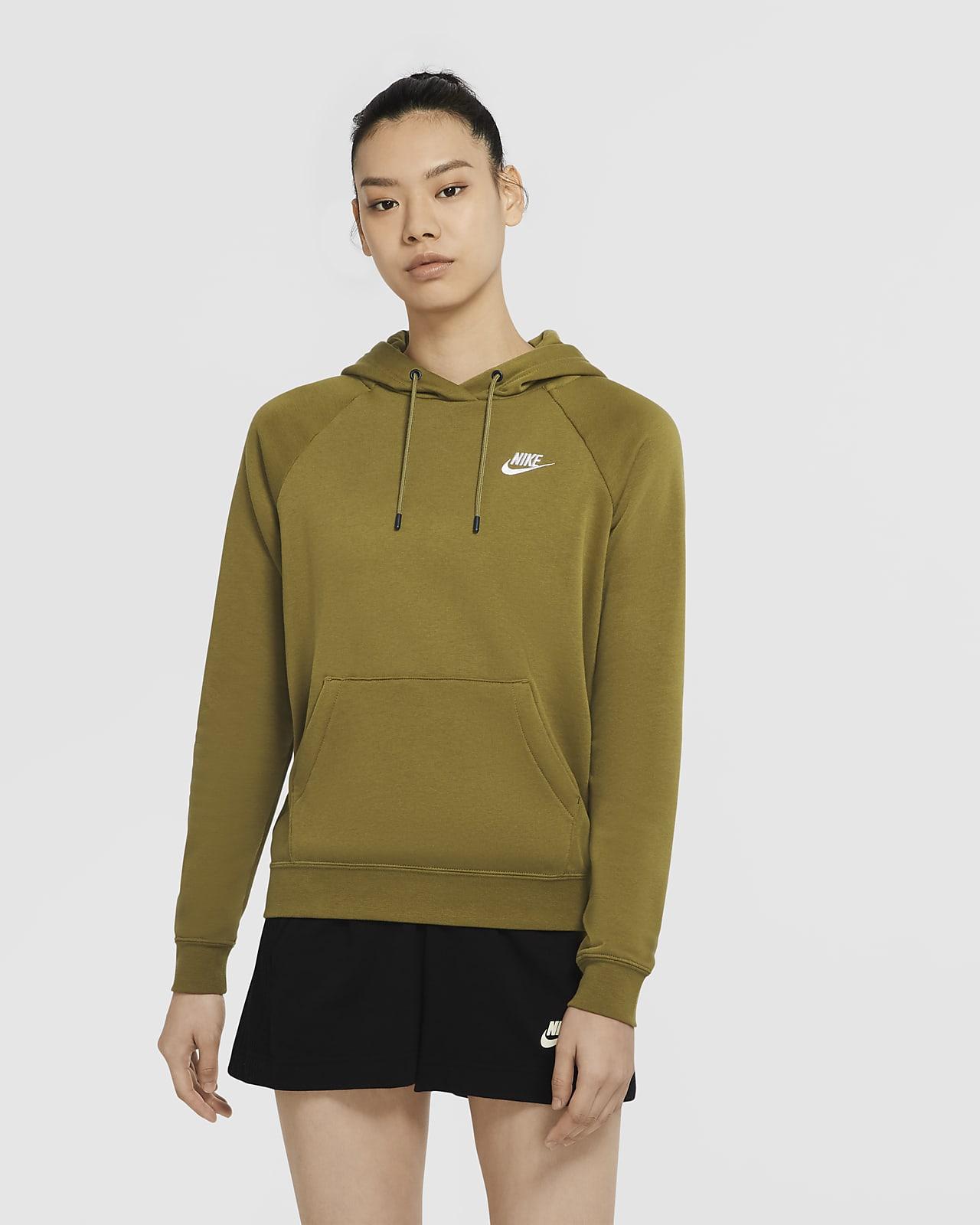 Acheter Black Nike Sweat à capuche Tech Essential Colour