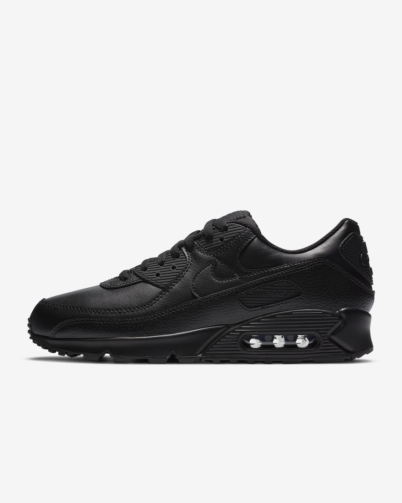air max 90 ltr nere